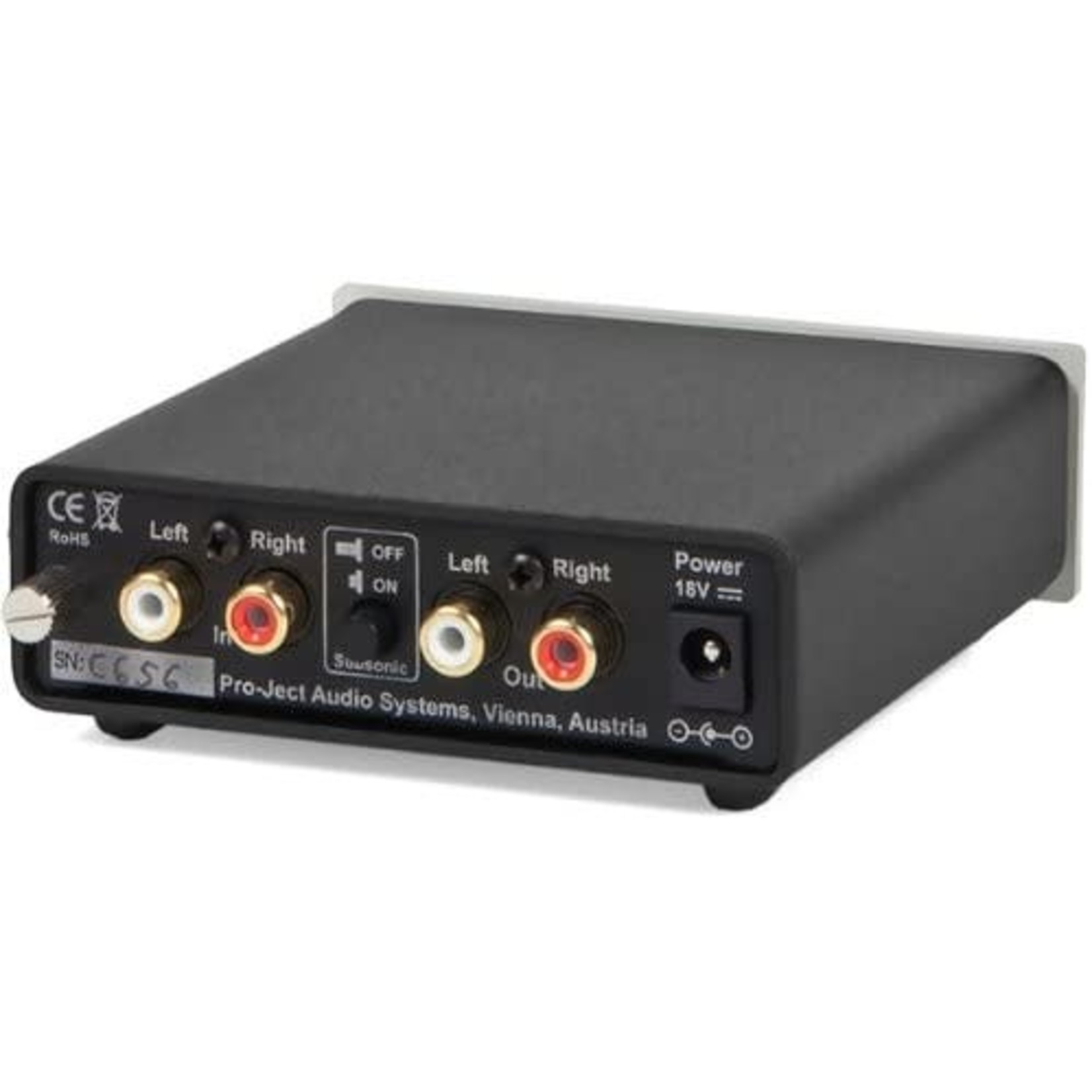 Accessory Pro-ject Premium Phono Box MM/MC