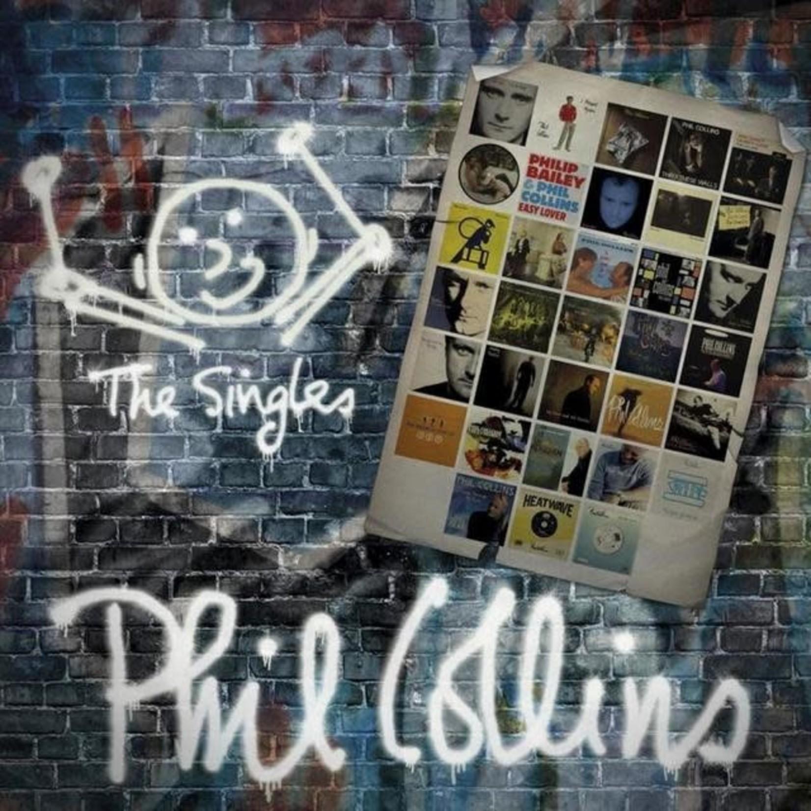 Vinyl Phil Collins - The Singles