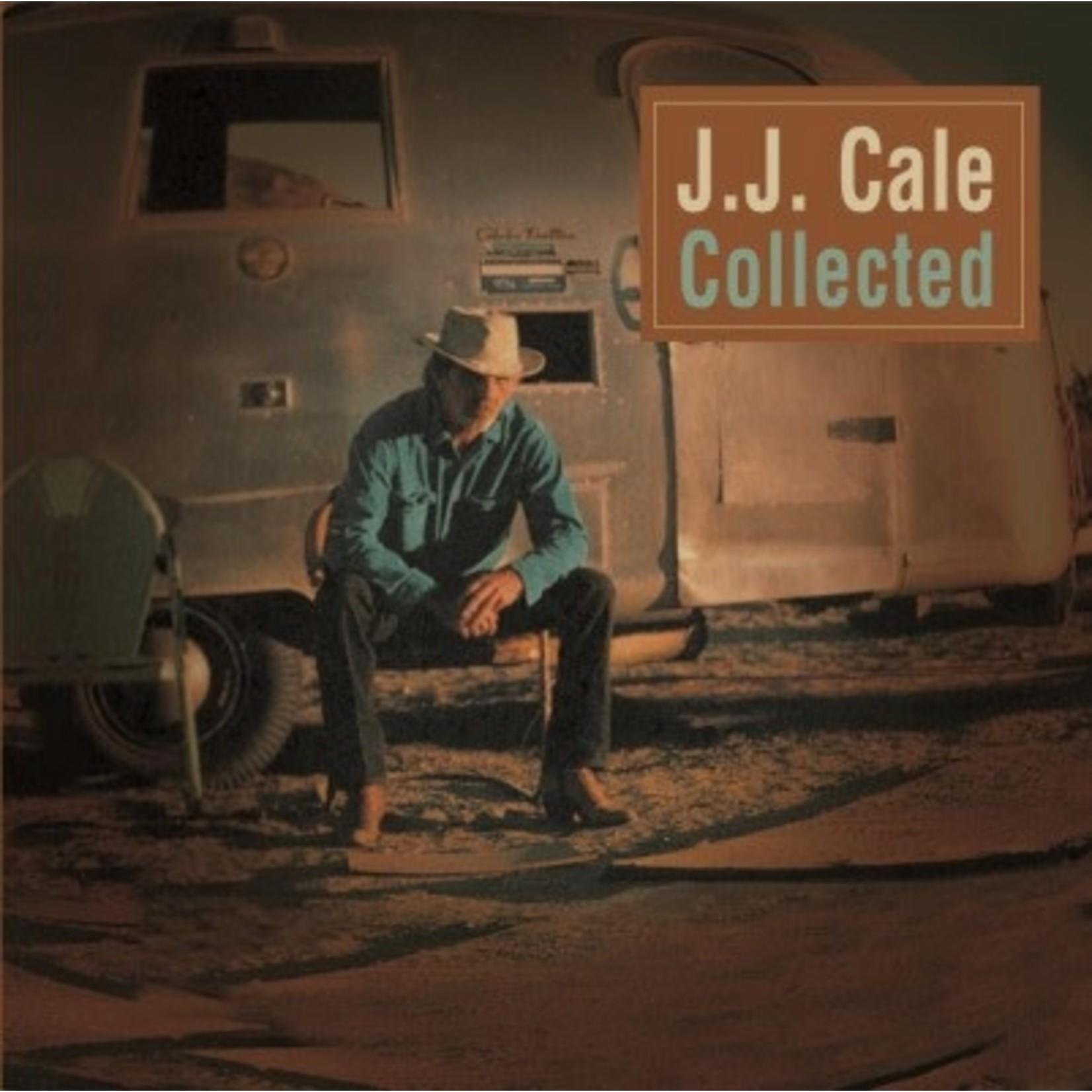 Vinyl J.J.  Cale - Collected (3 LP).  $$