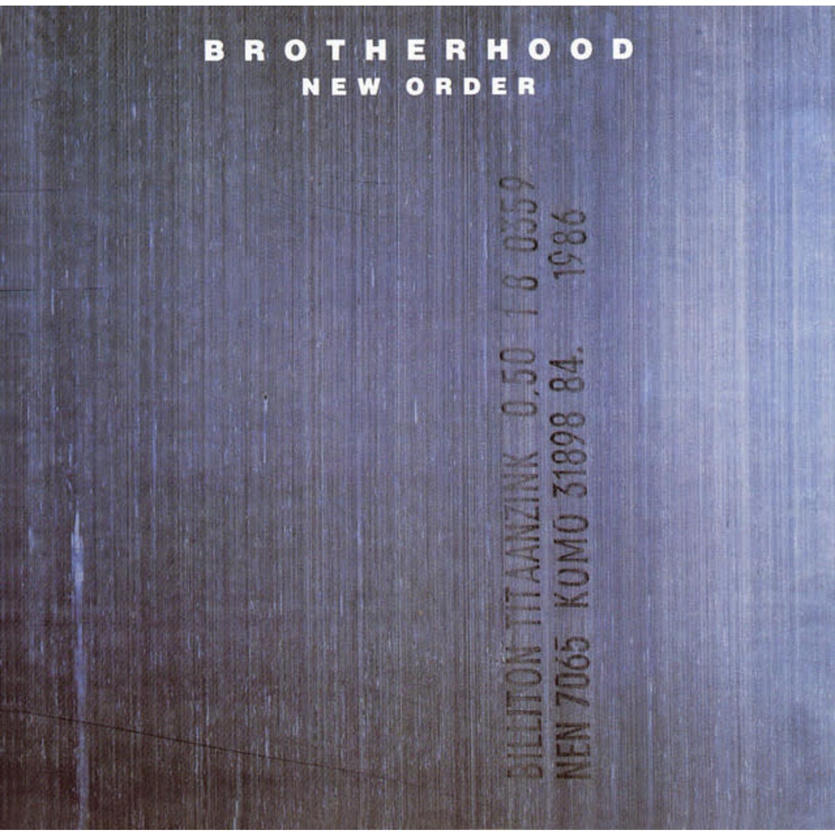 Vinyl New Order - Brotherhood (Import)