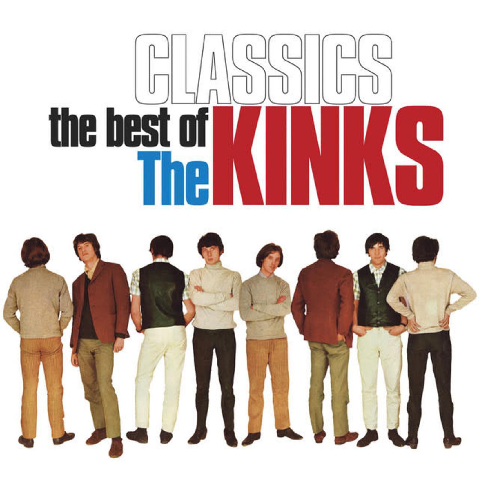 Vinyl The Kinks - Best Of 1964-1970