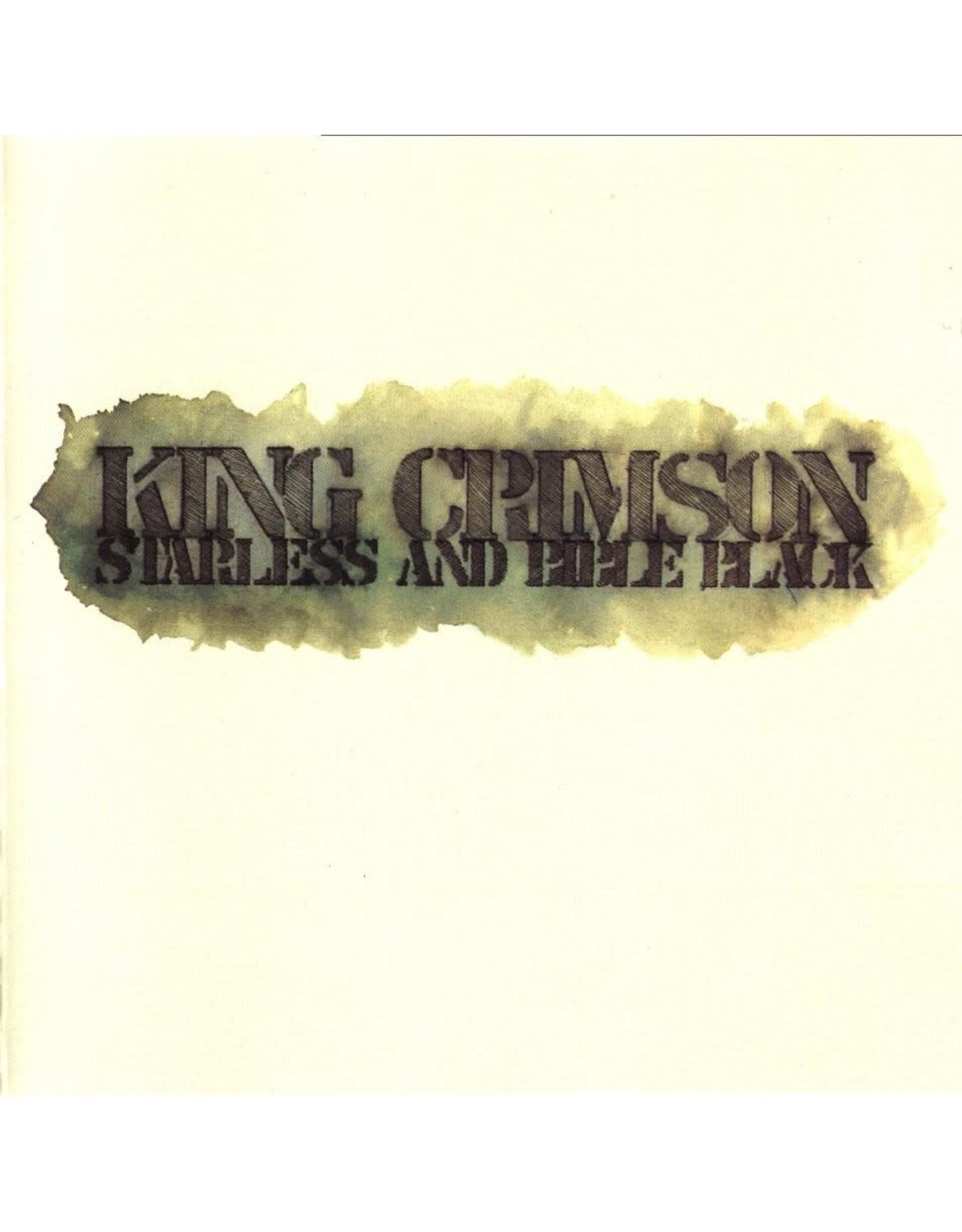 Vinyl King Crimson - Starless And Bible Black