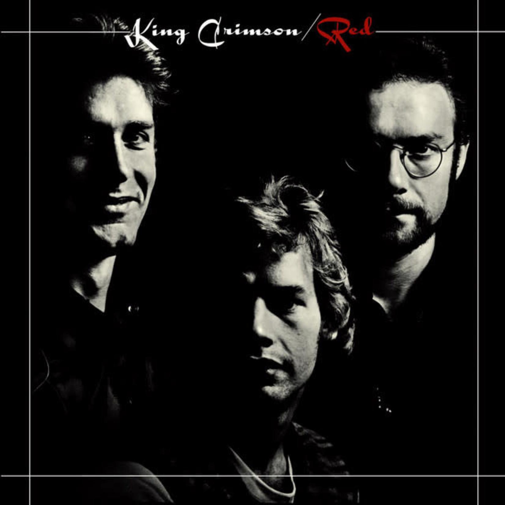 Vinyl King Crimson - Red