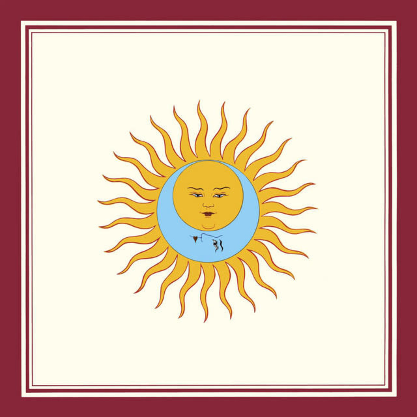 Vinyl King Crimson - Larks' Tongue In Aspic
