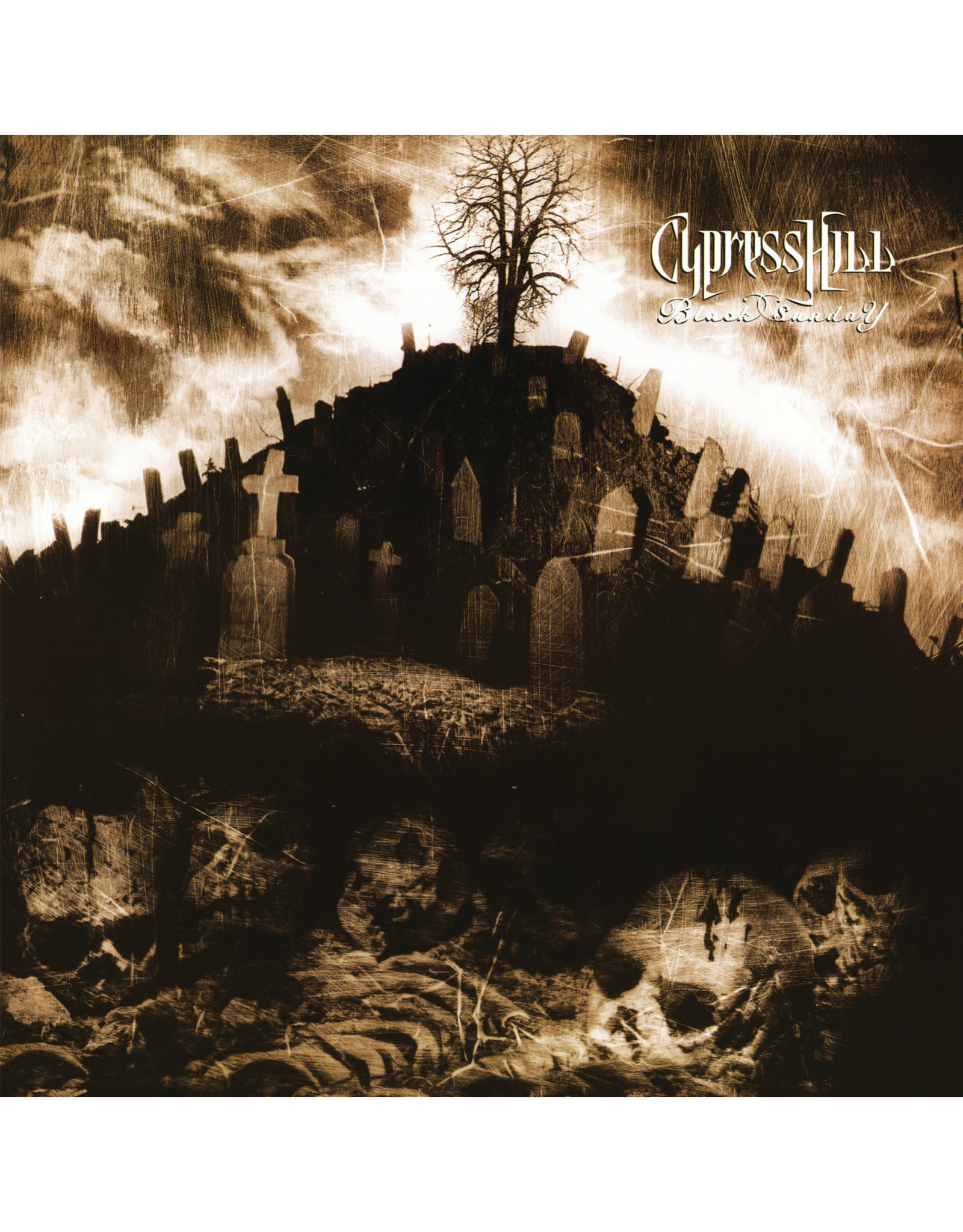 Vinyl Cypress Hill - Black Sunday
