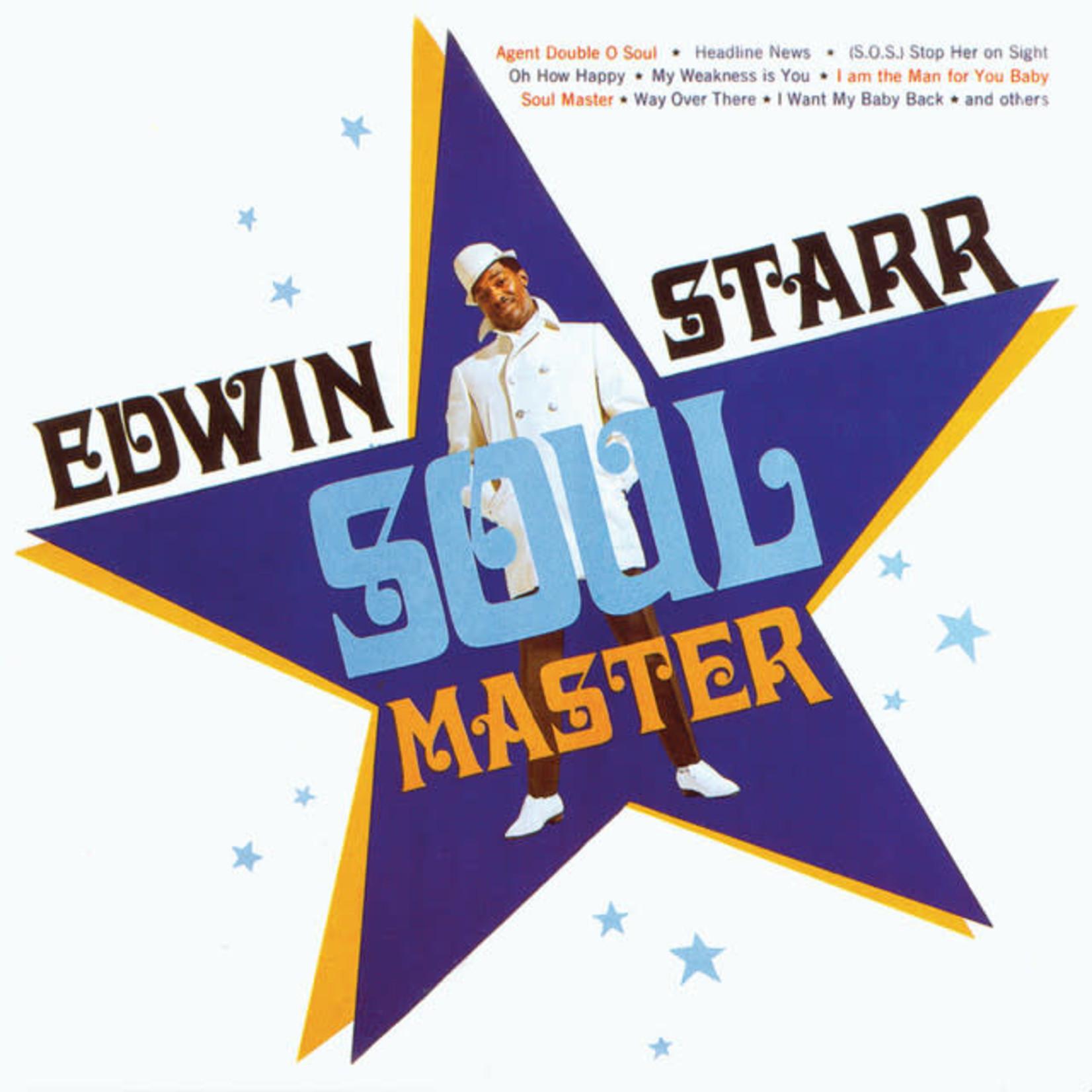 Vinyl Edwin Starr - Soul Master