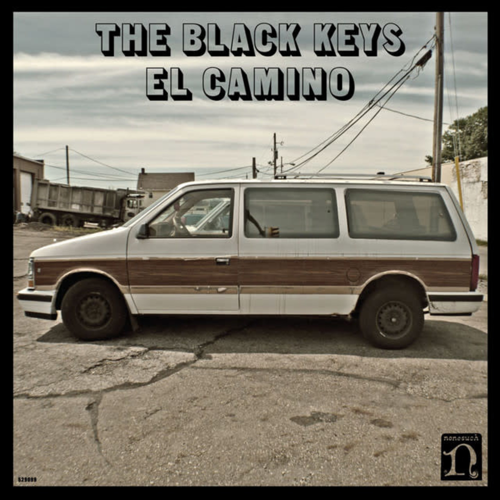 Vinyl The Black Keys - El Camino