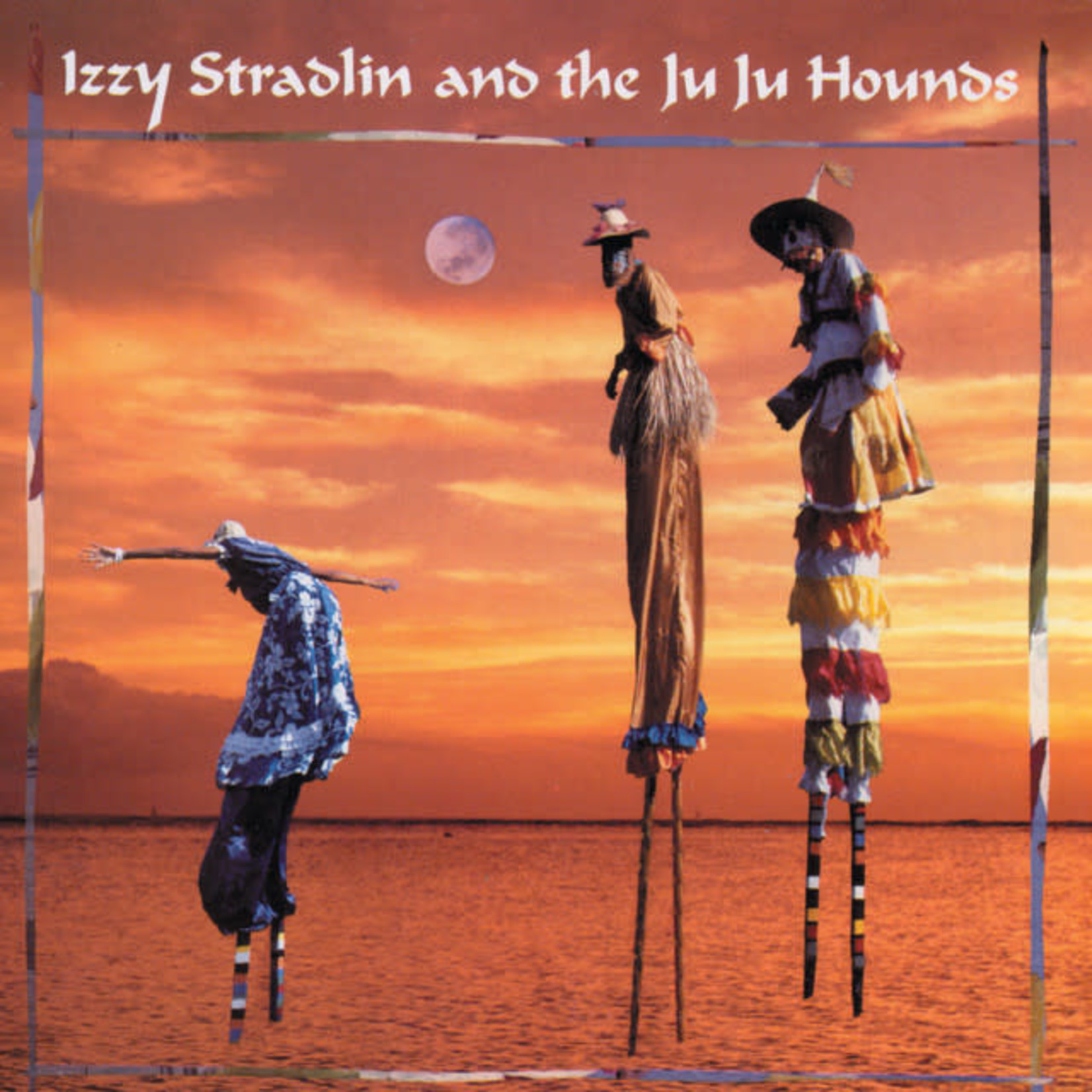 Vinyl Izzy Stradlin and the Ju Ju Hounds