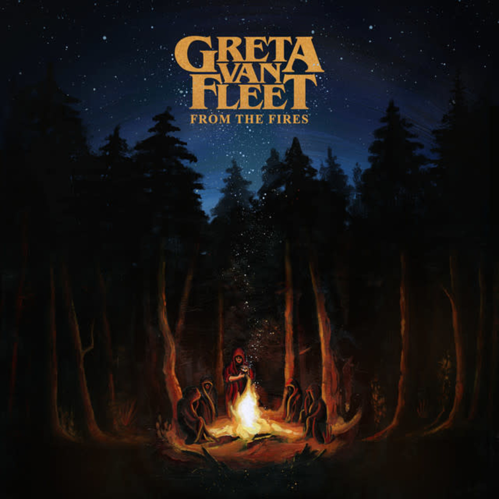 Vinyl Greta Van Fleet - From The Fires