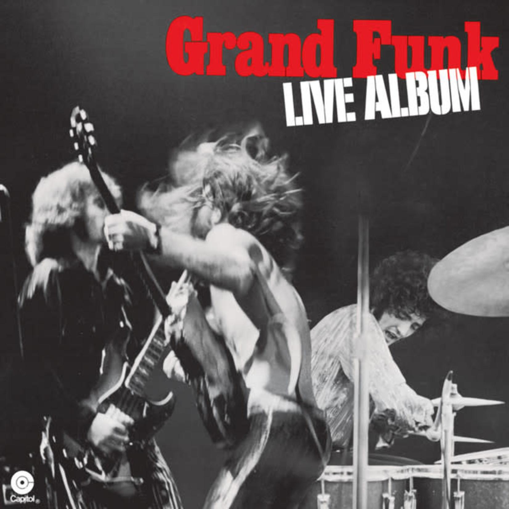 Vinyl Grand Funk - Live Album