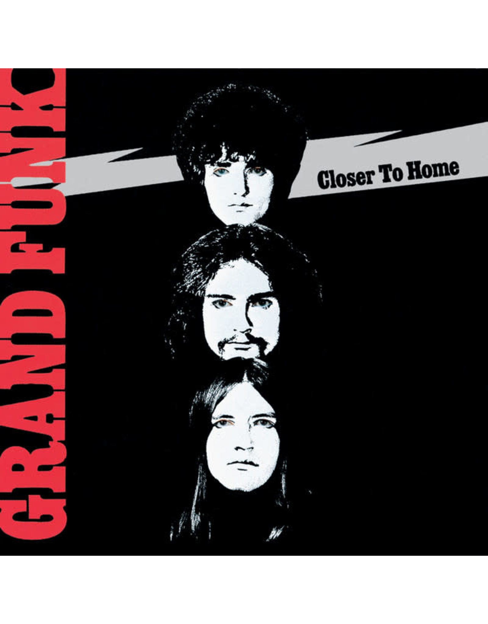 Vinyl Grand Funk - Closer To Home