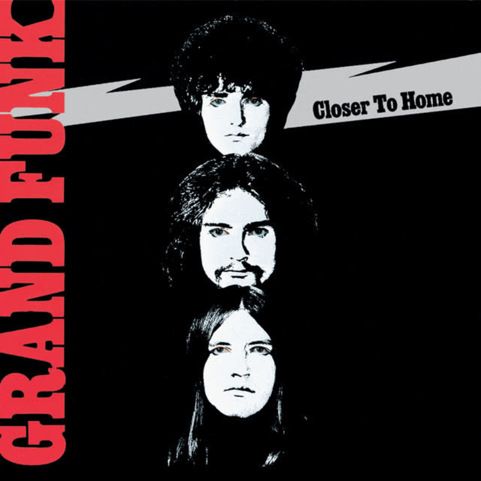 Vinyl Grand Funk - Closer To Home
