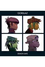 Vinyl Gorillaz - Demon Days