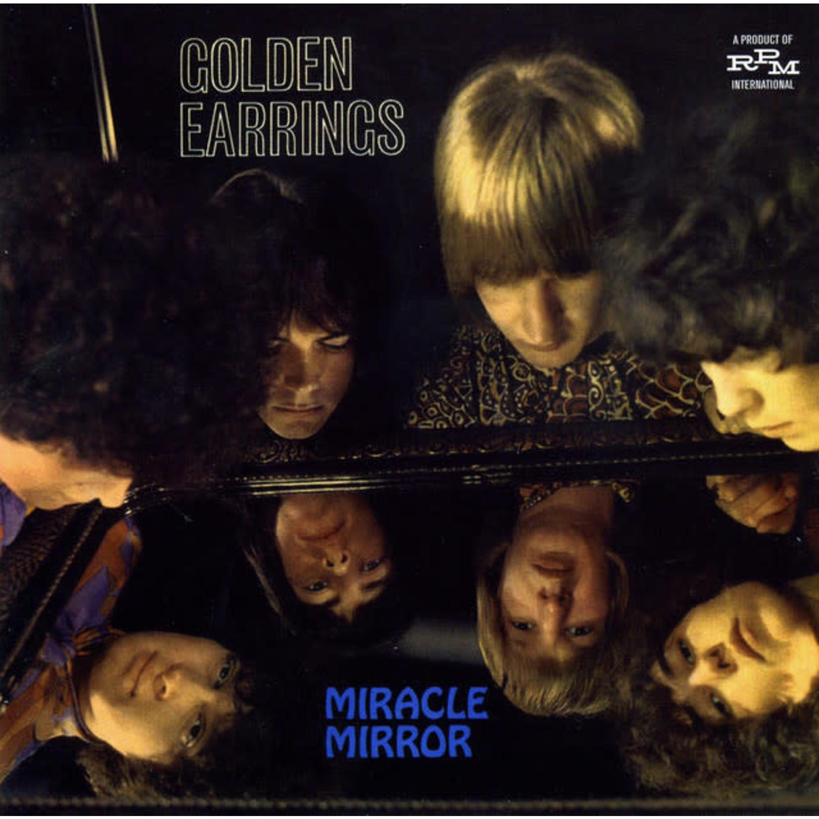 Vinyl Golden Earring - Miracle Mirror