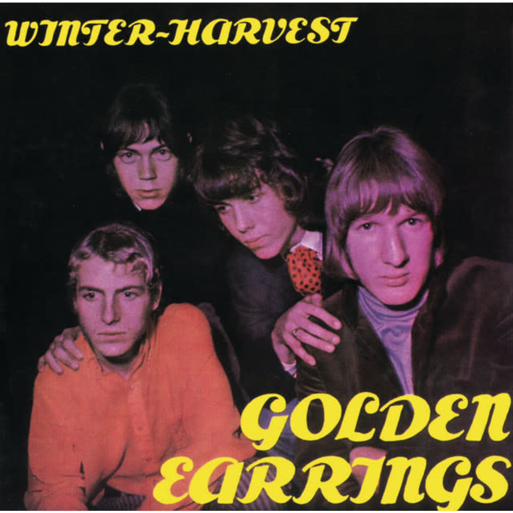 Vinyl Golden Earring - Winter-Harvest