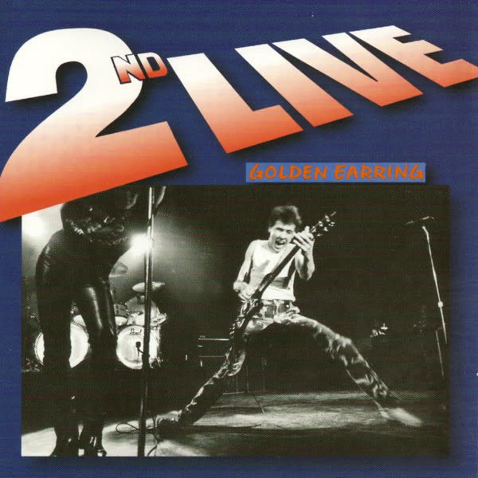 Vinyl Golden Earring - 2nd Live
