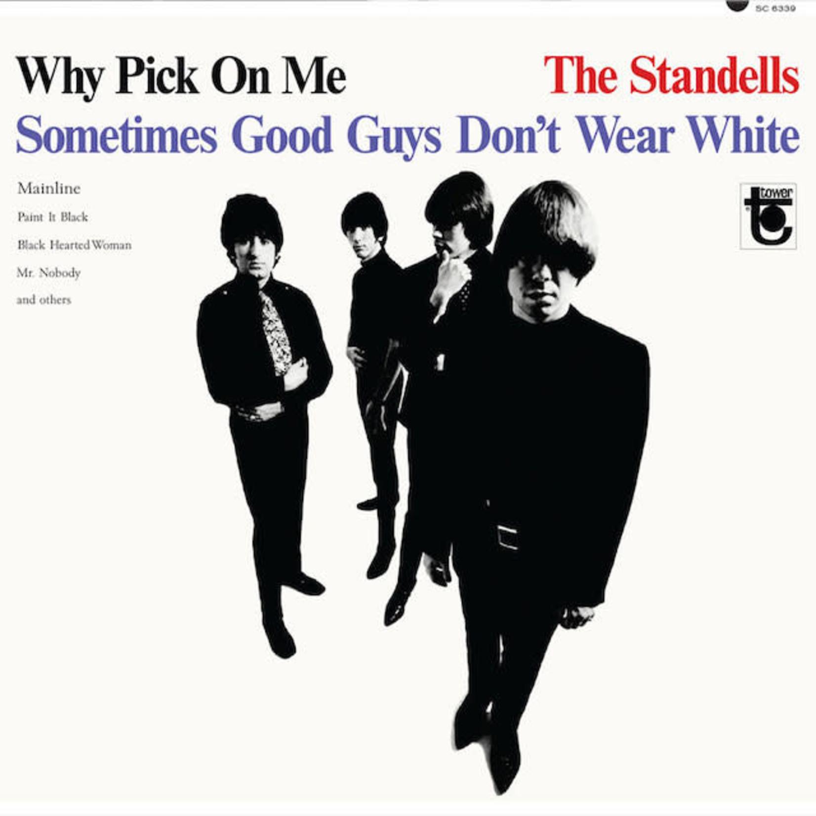 Vinyl Standells - Why Pick On Me
