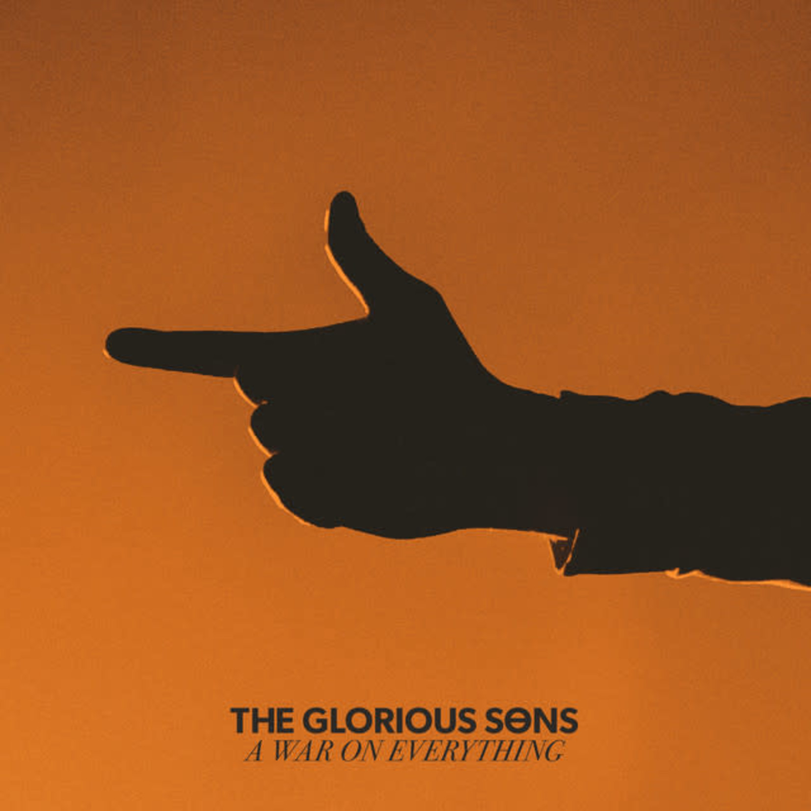 Vinyl Glorious Sons - A War On Everything