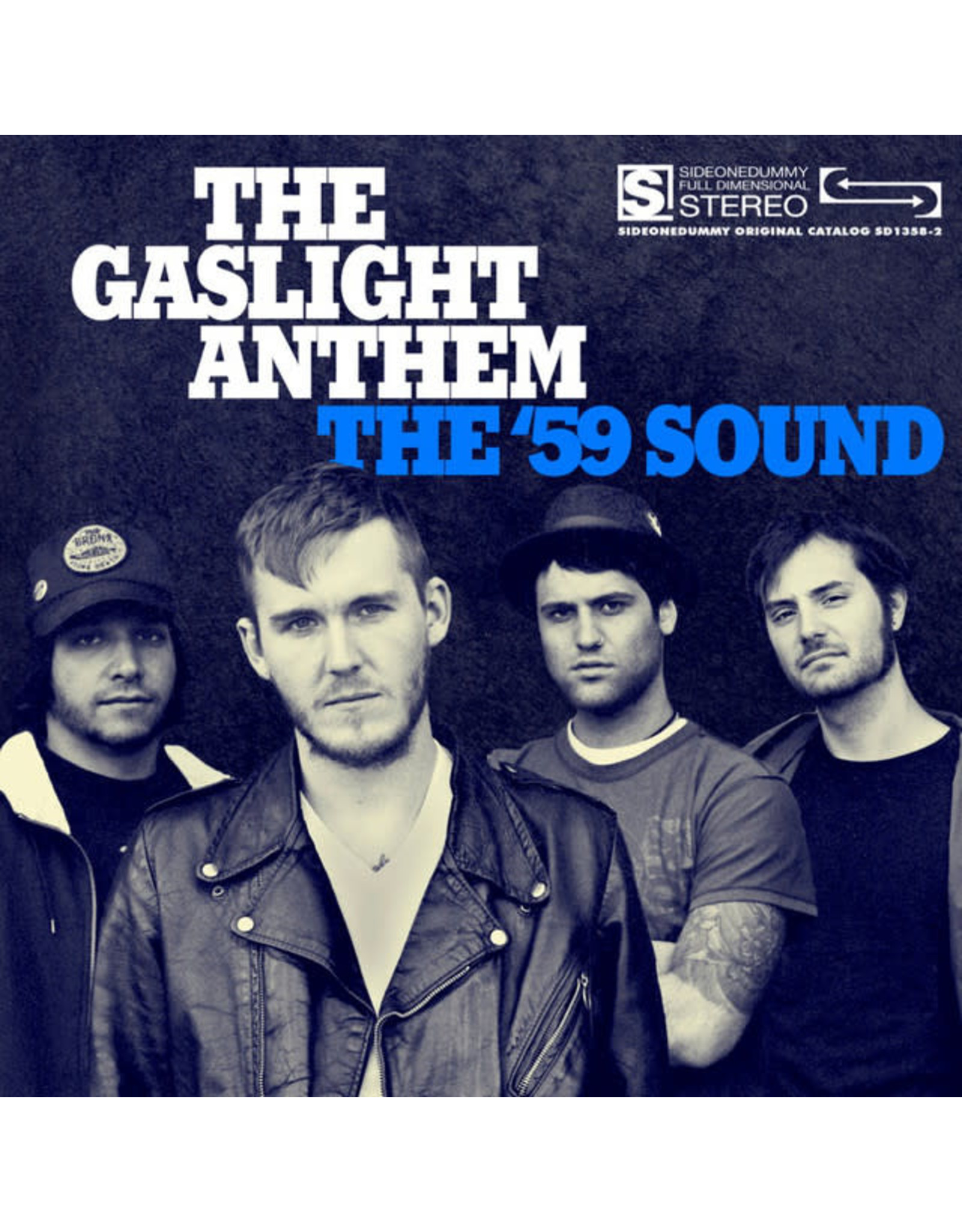 Vinyl Gaslight Anthem - The '59 Sounds