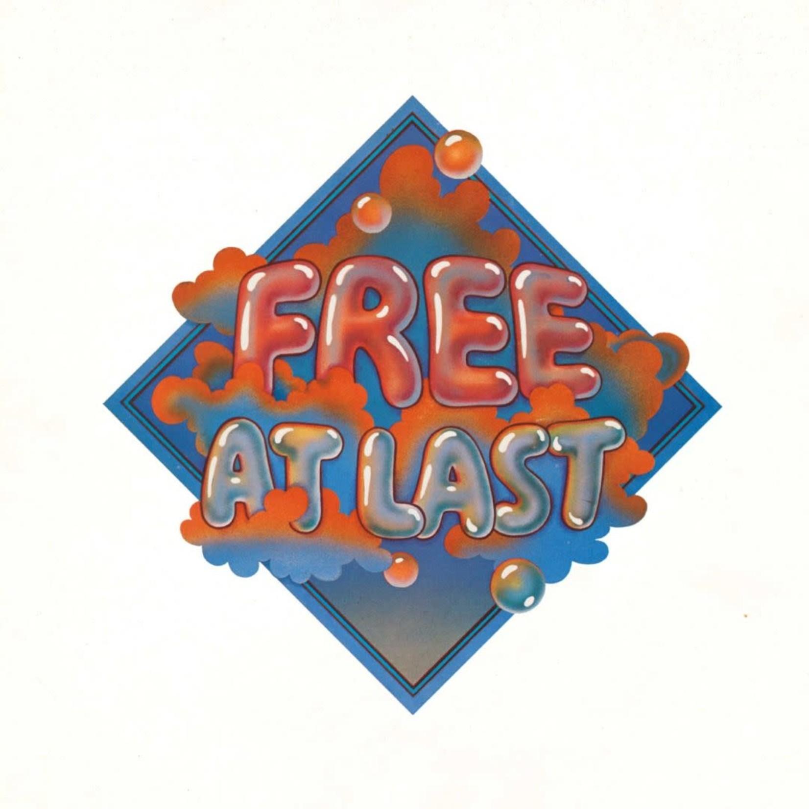 Vinyl Free - At Last.  Final Sale