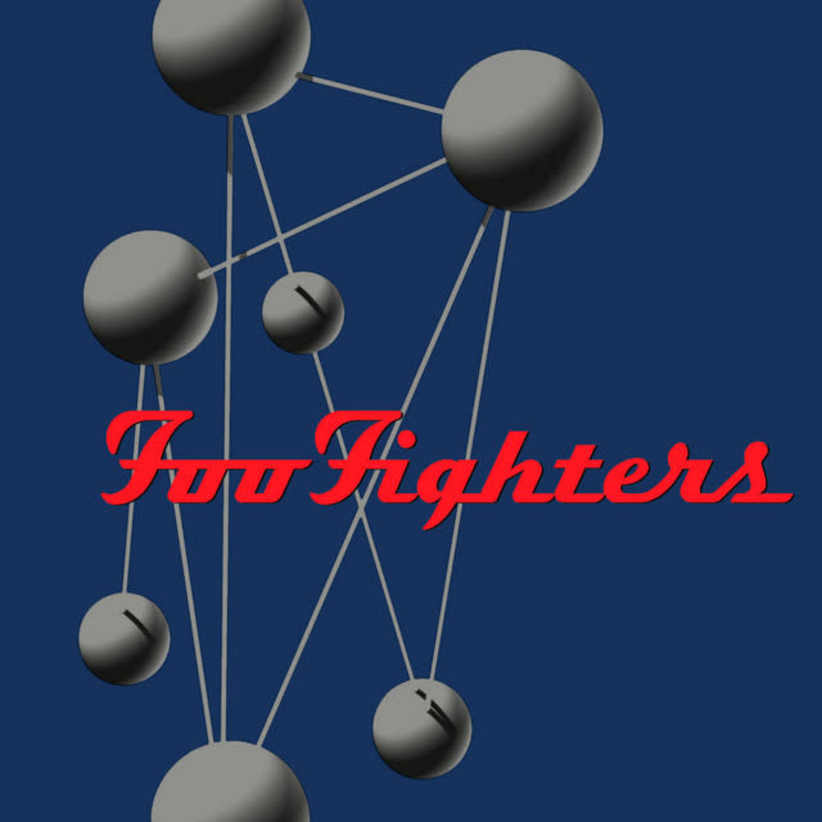 Vinyl Foo Fighters - The Colour & The Shape