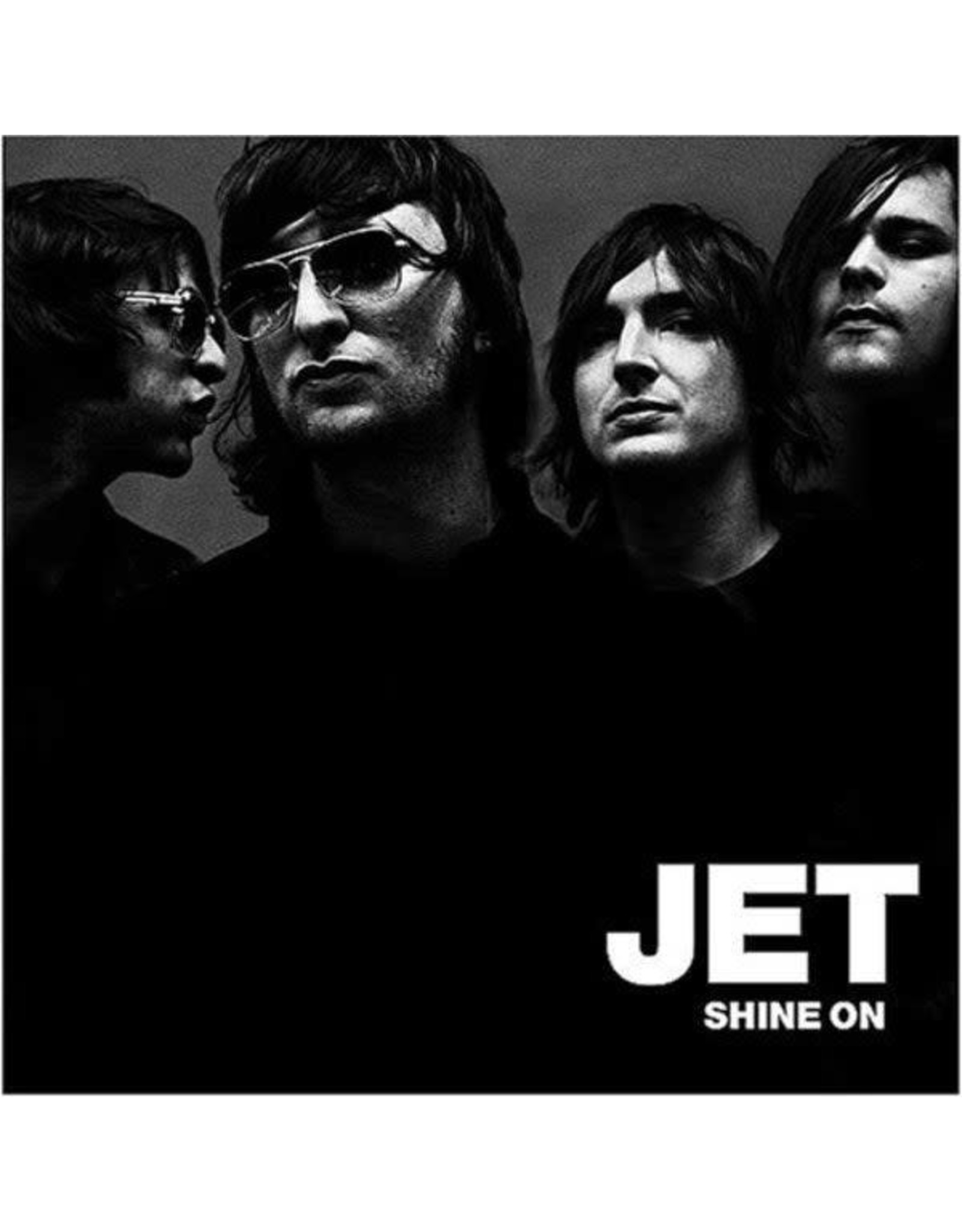 Vinyl Jet - Shine On.   Final Sale