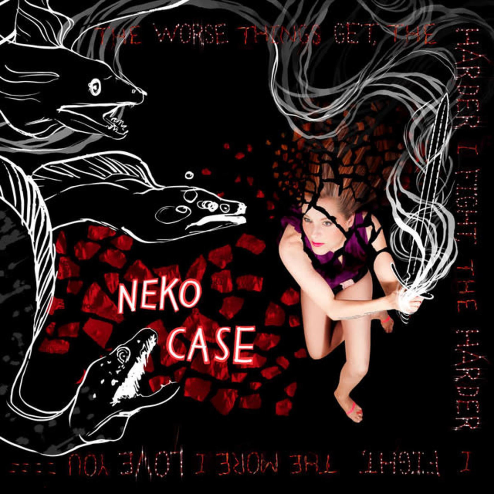 Vinyl Neko Case - The Worse Things Get $$