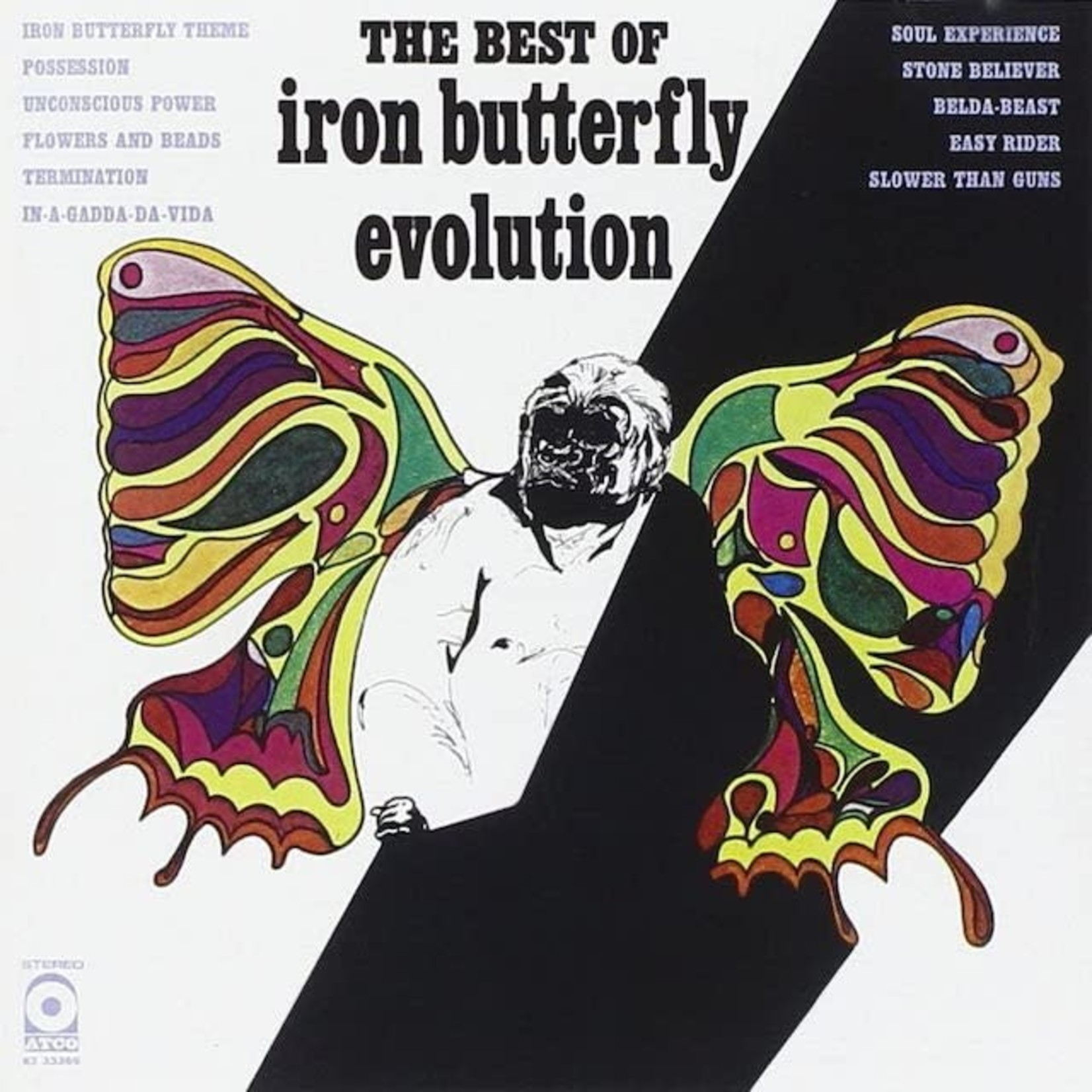 Vinyl Iron Butterfly - The Best Of