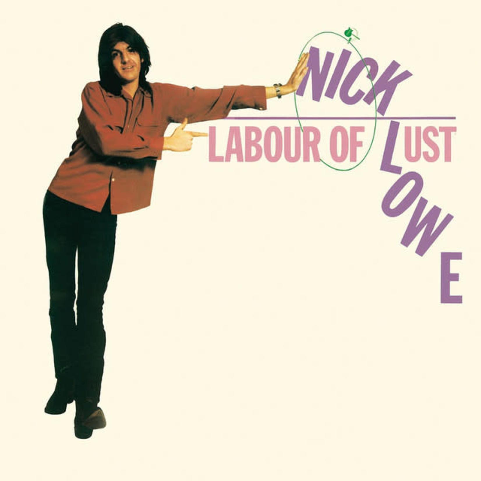 Vinyl Nick Lowe - Labour Of Lust