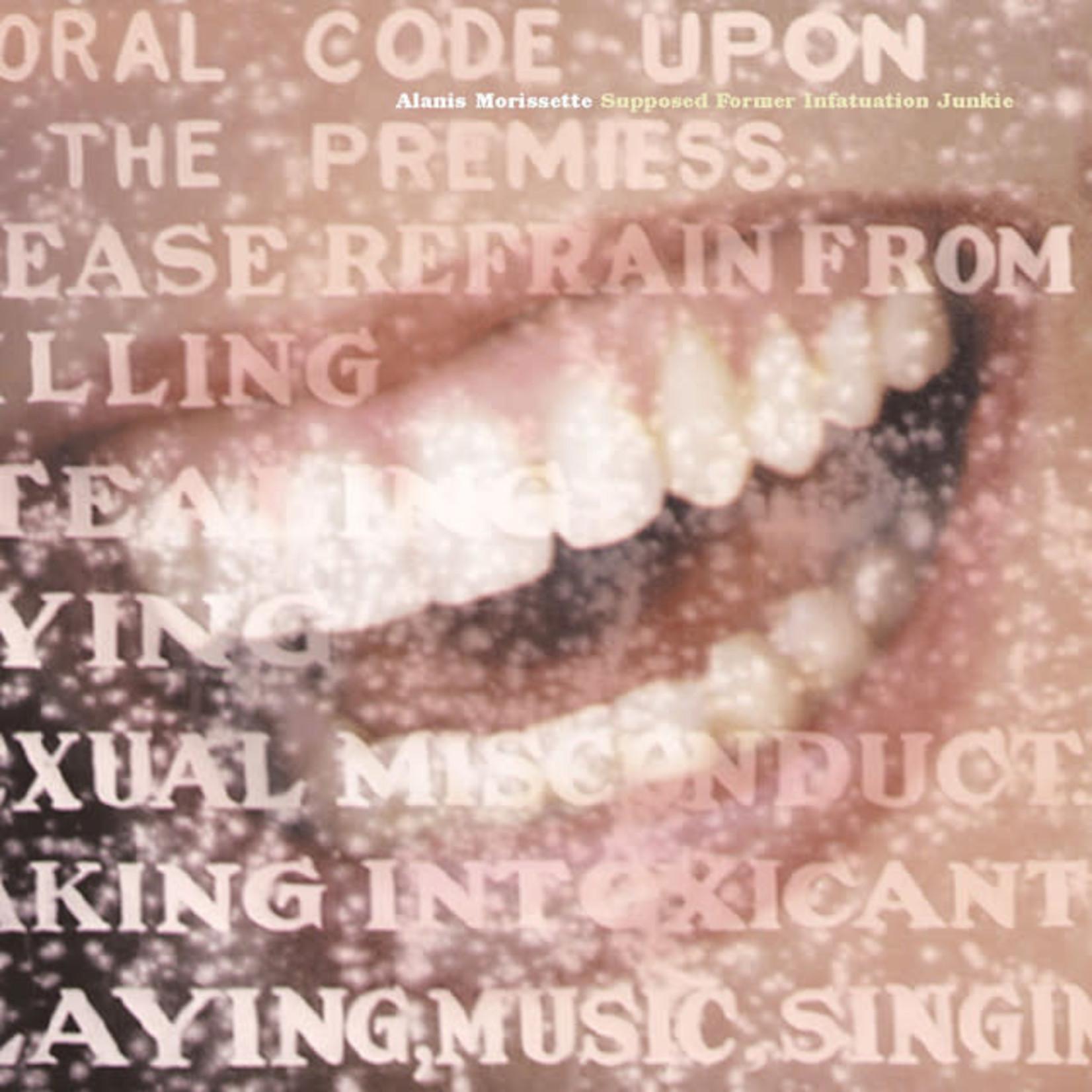 Vinyl Alanis Morissette - Supposed Former Infatuation Junkie