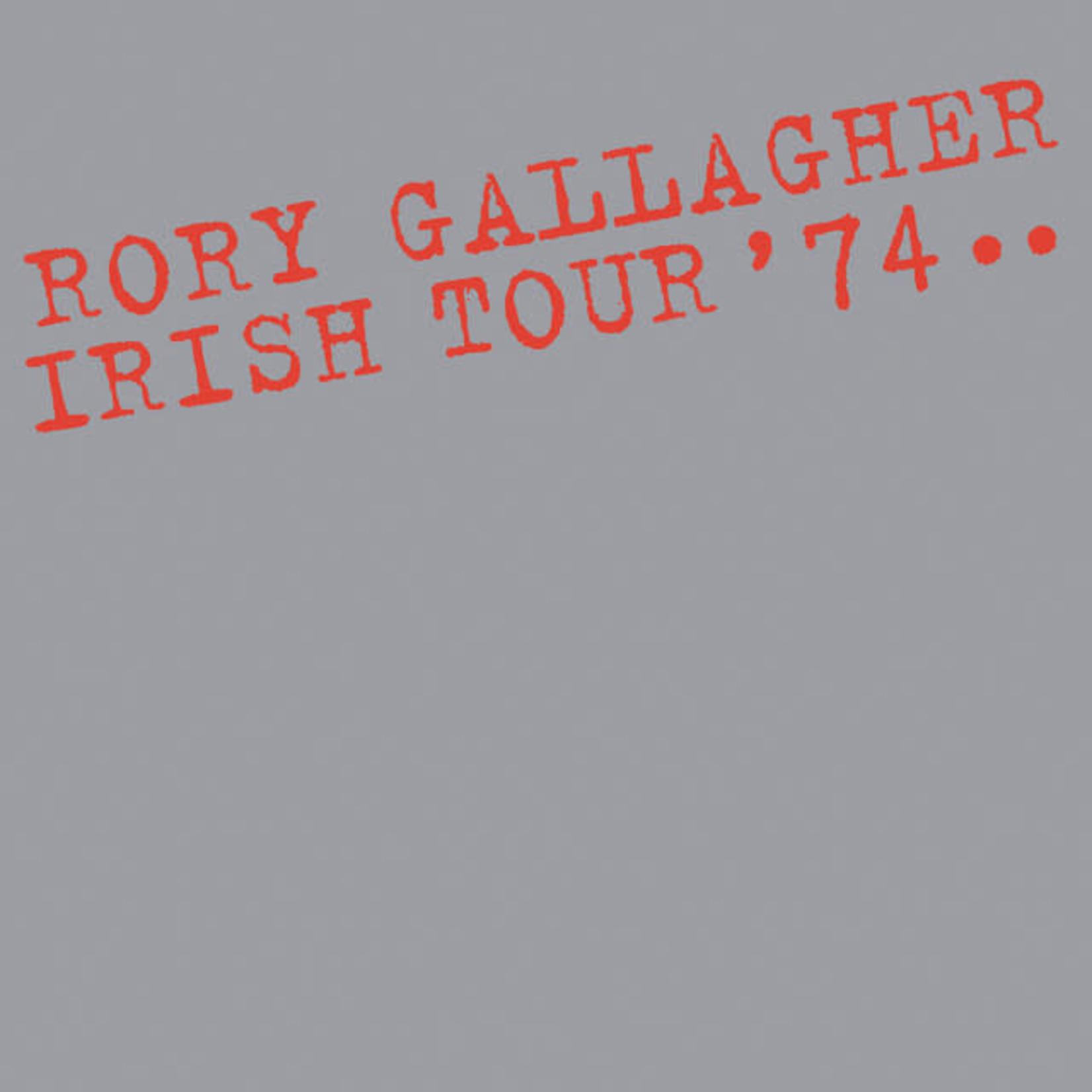Vinyl Rory Gallagher - Irish Tour 74
