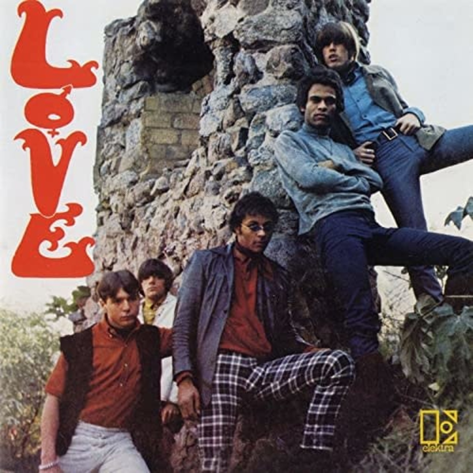 Vinyl Love - Love  (50th Anniversary)  $$