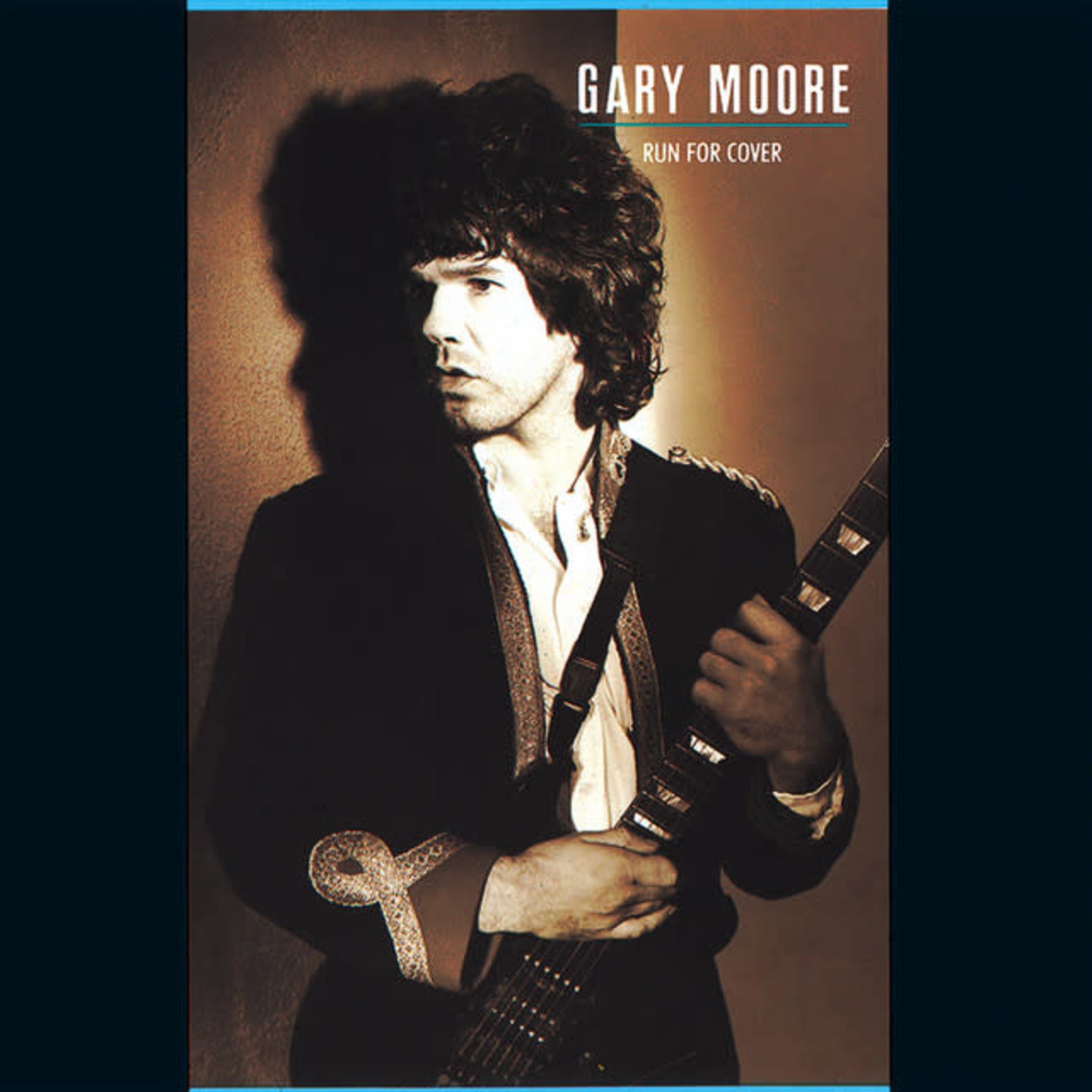 Vinyl Gary Moore - Run For Cover