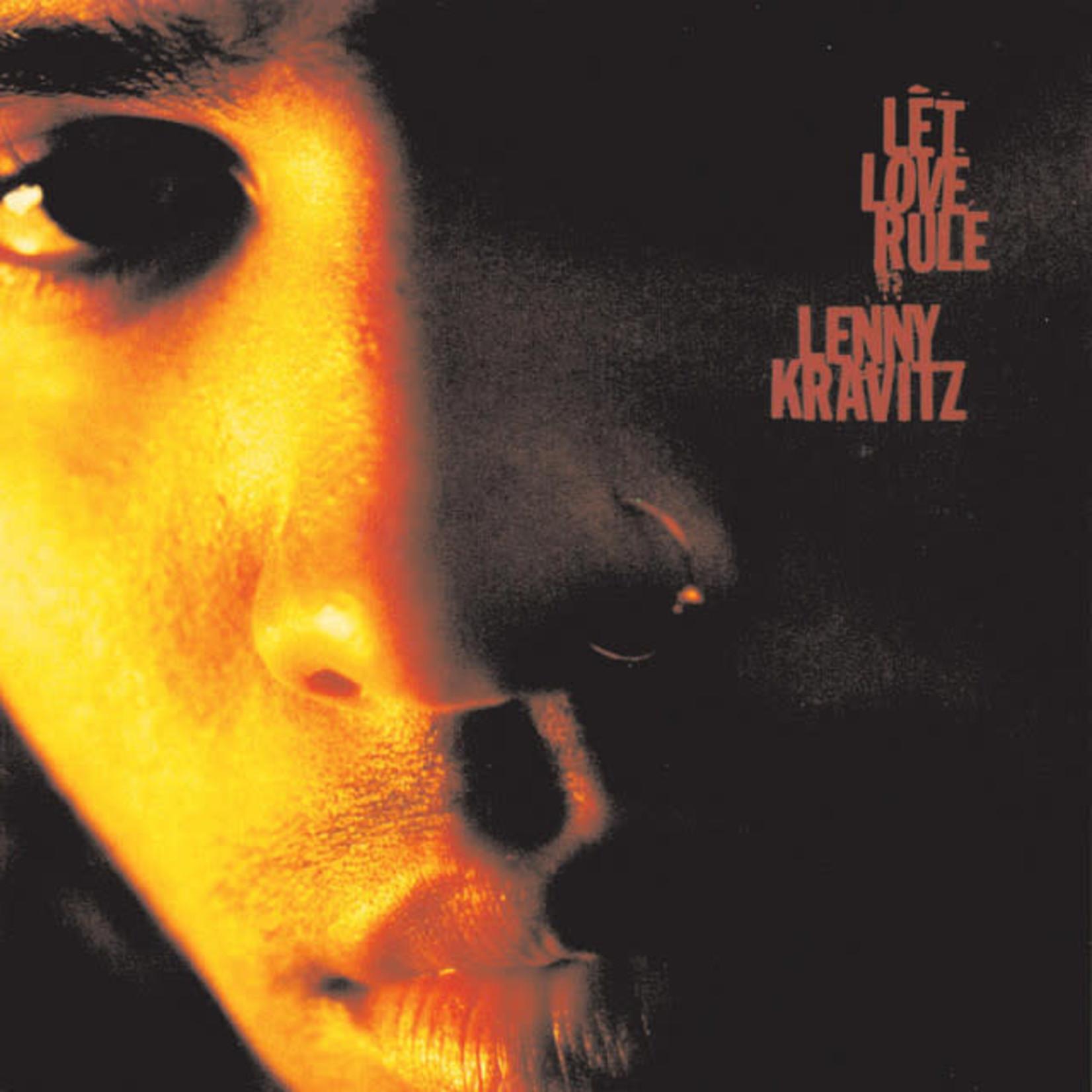Vinyl Lenny Kravitz - Let Love Rule