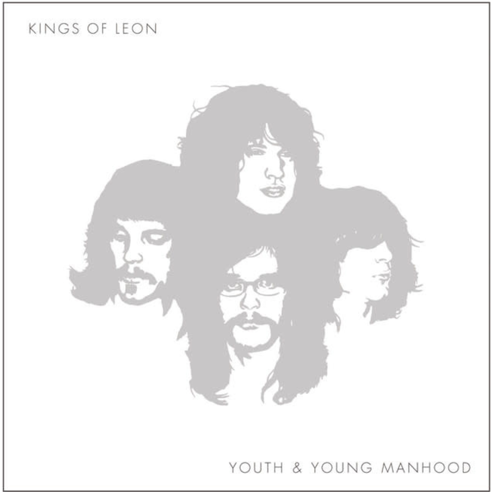 Vinyl Kings Of Leon - Youth And Young Manhood