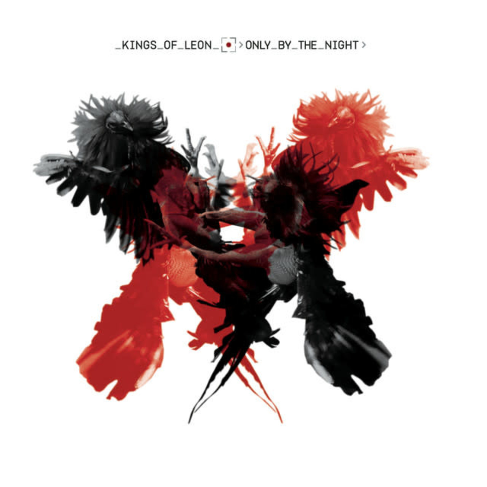 Vinyl Kings Of Leon - Only By The Night