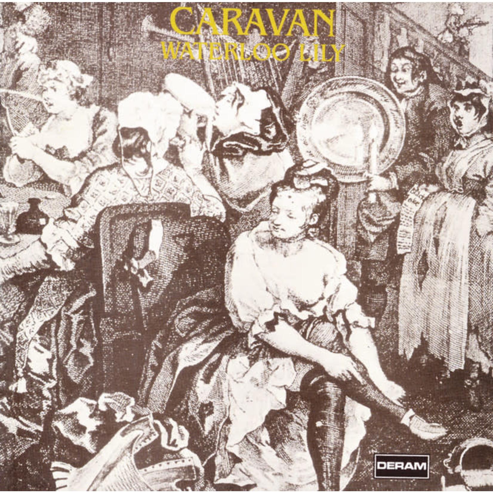 Vinyl Caravan - Waterloo Lily