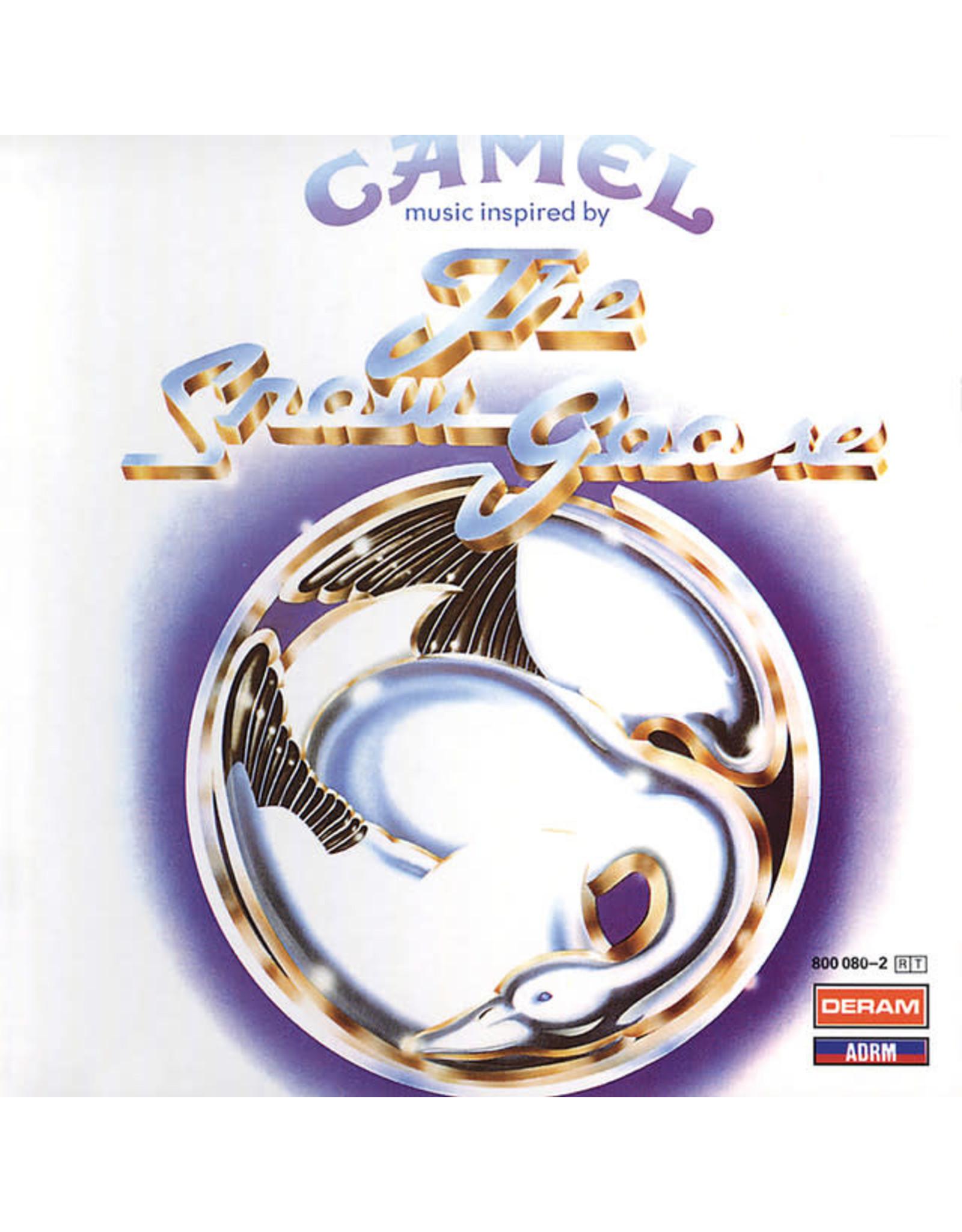 Vinyl Camel - Snow Goose