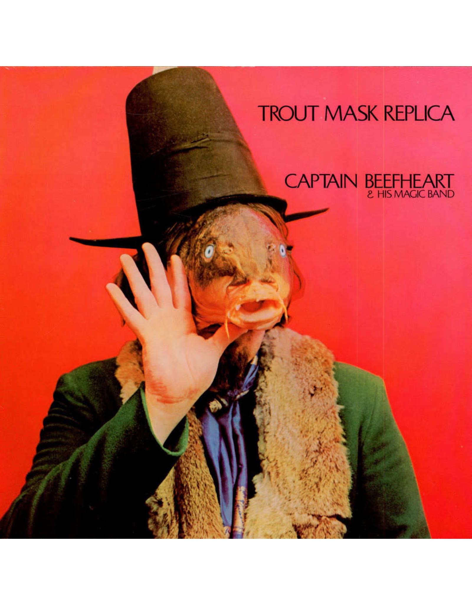 Vinyl Captain Beefheart - Trout Mask Replica
