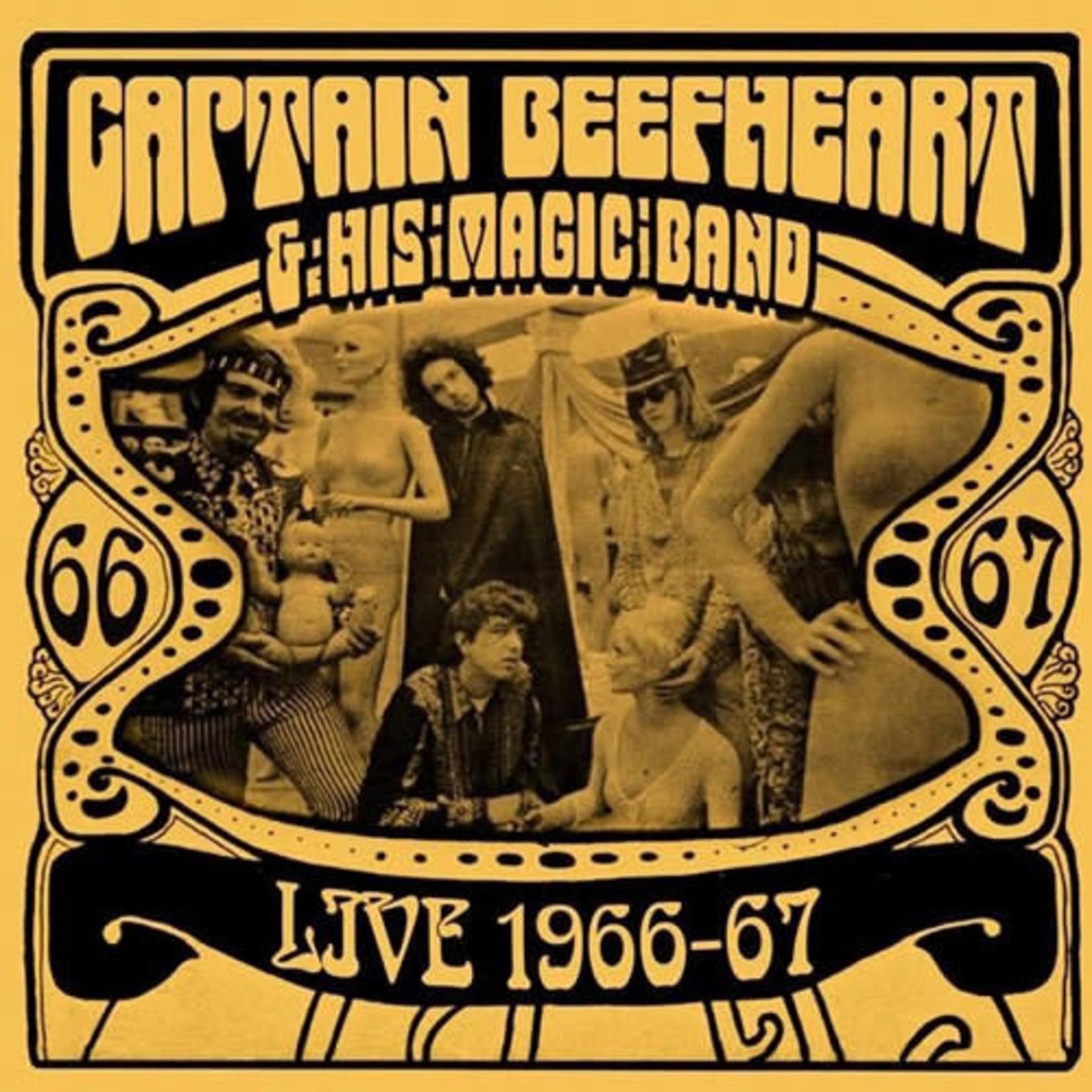 Vinyl Captain Beefheart - Live 1966-67