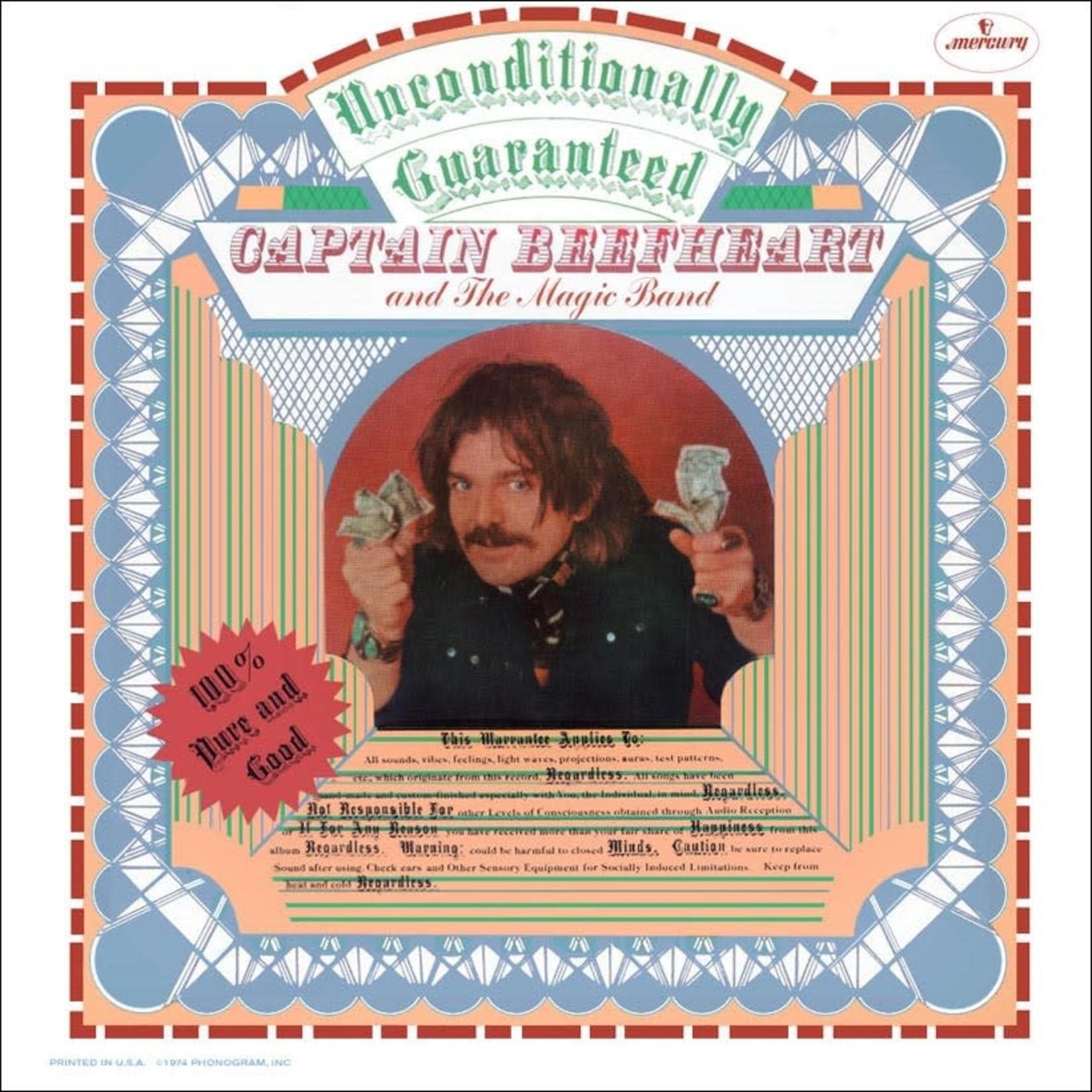 Vinyl Captain Beefheart - Unconditionally Guaranteed
