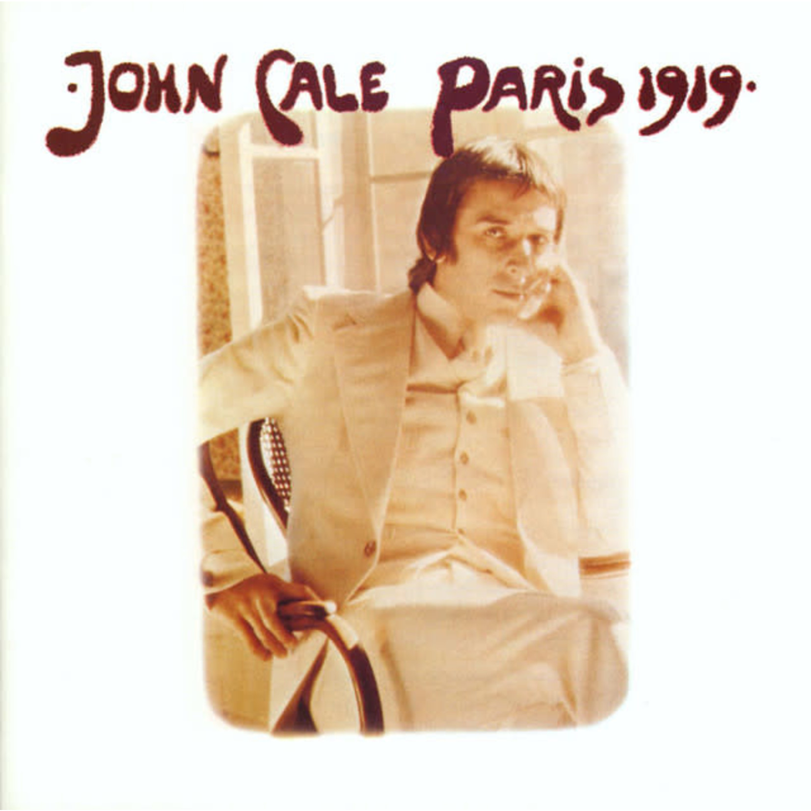 Vinyl John Cale - Paris 1919