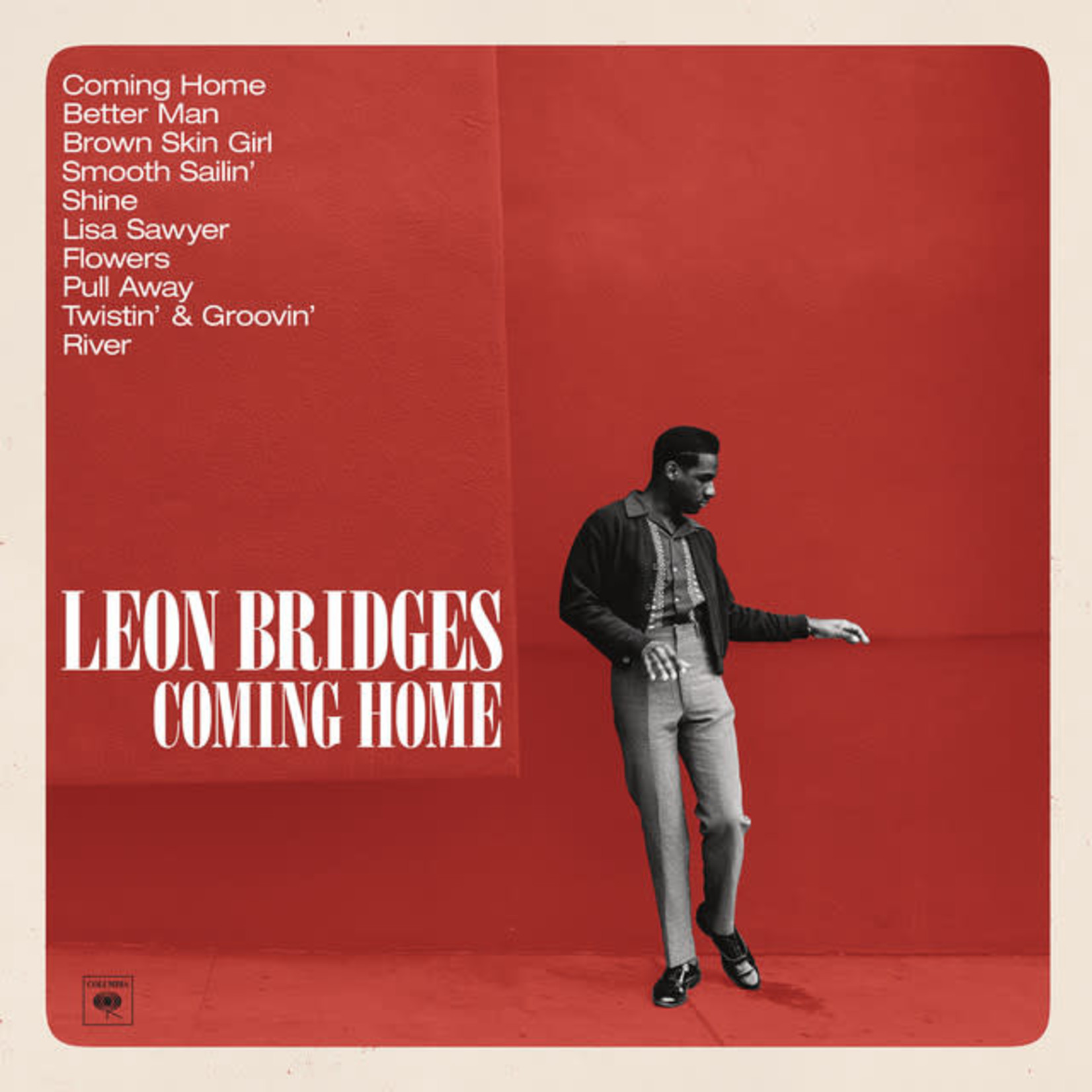 Vinyl Leon Bridges - Coming Home