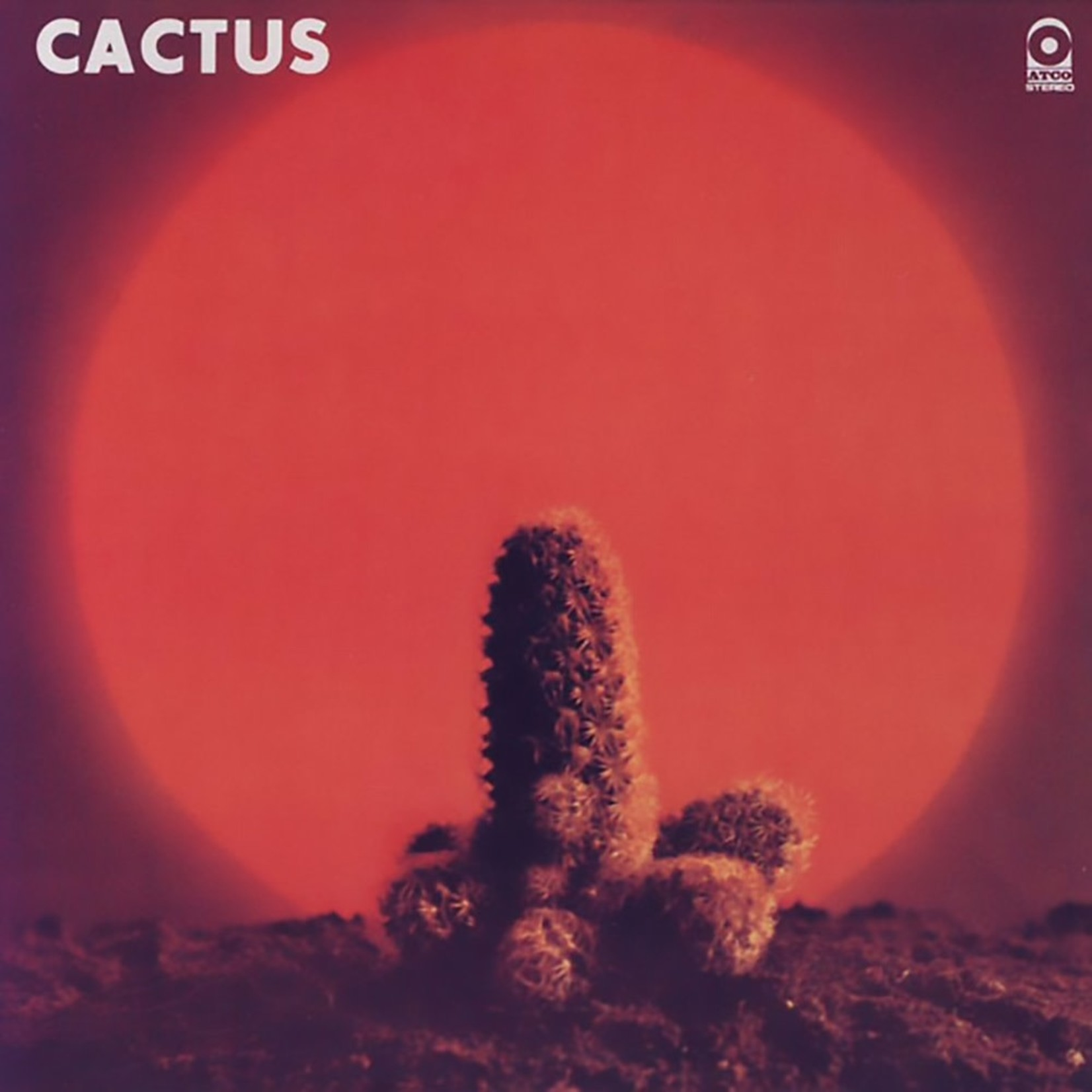 Vinyl Cactus - S/T.      Final Sale