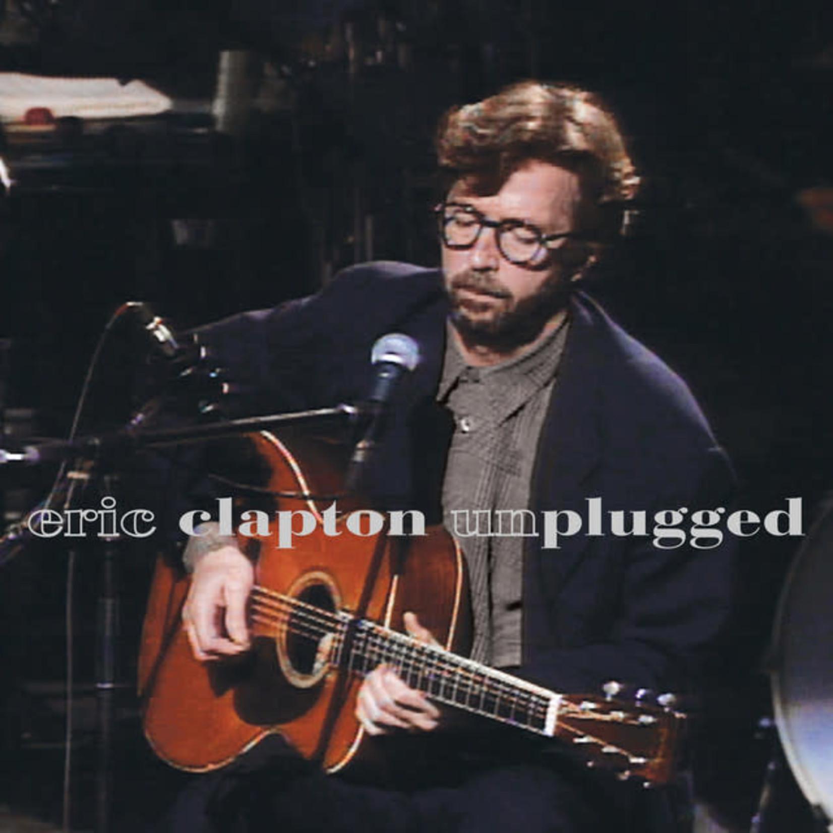 Vinyl Eric Clapton - Unplugged (Import)