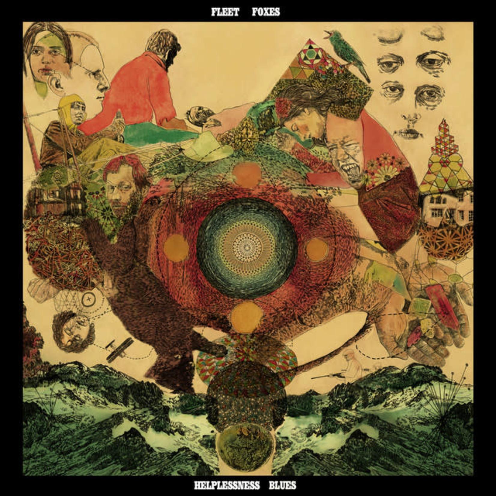 Vinyl Fleet Foxes - Helplessness Blues