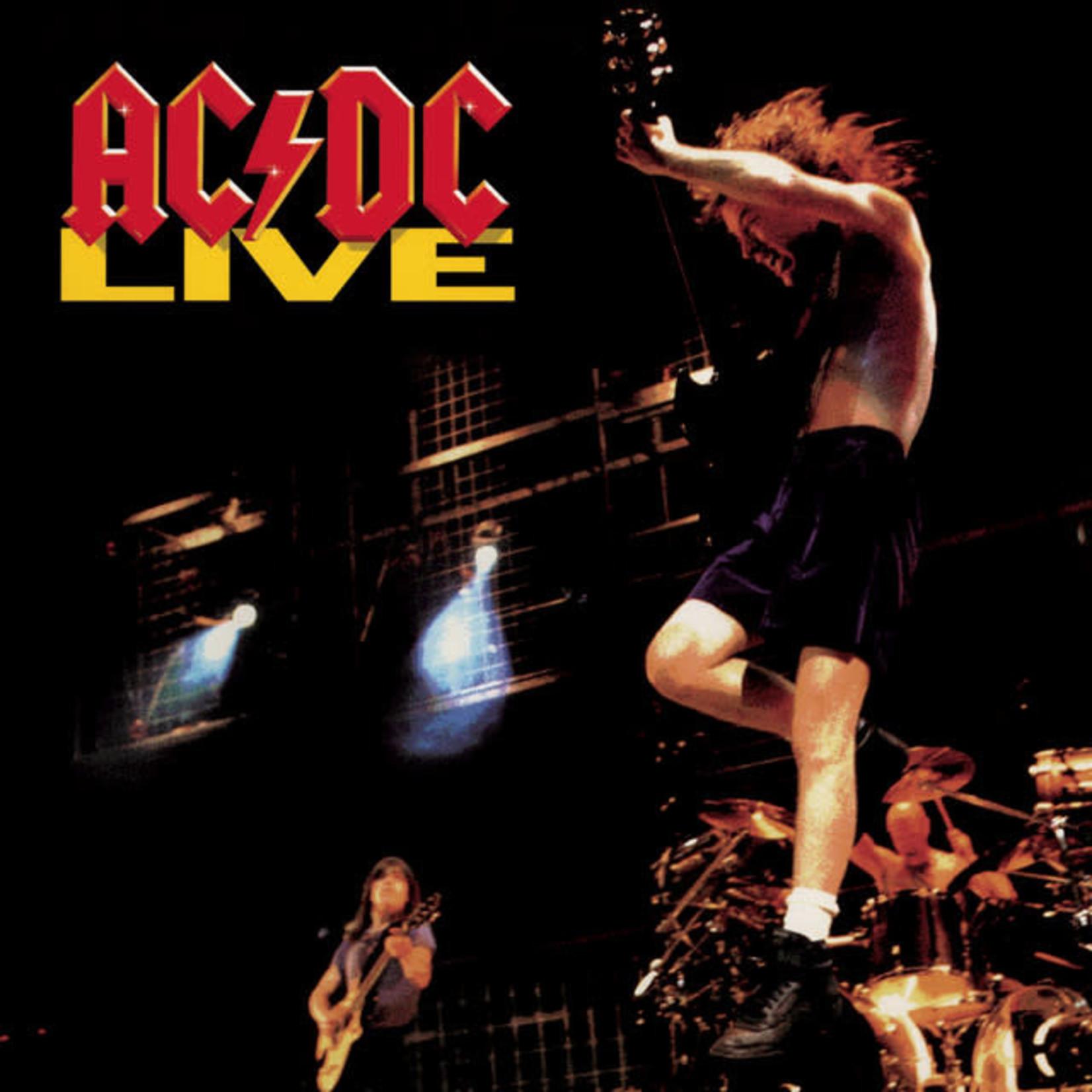 Vinyl AC/DC -Live