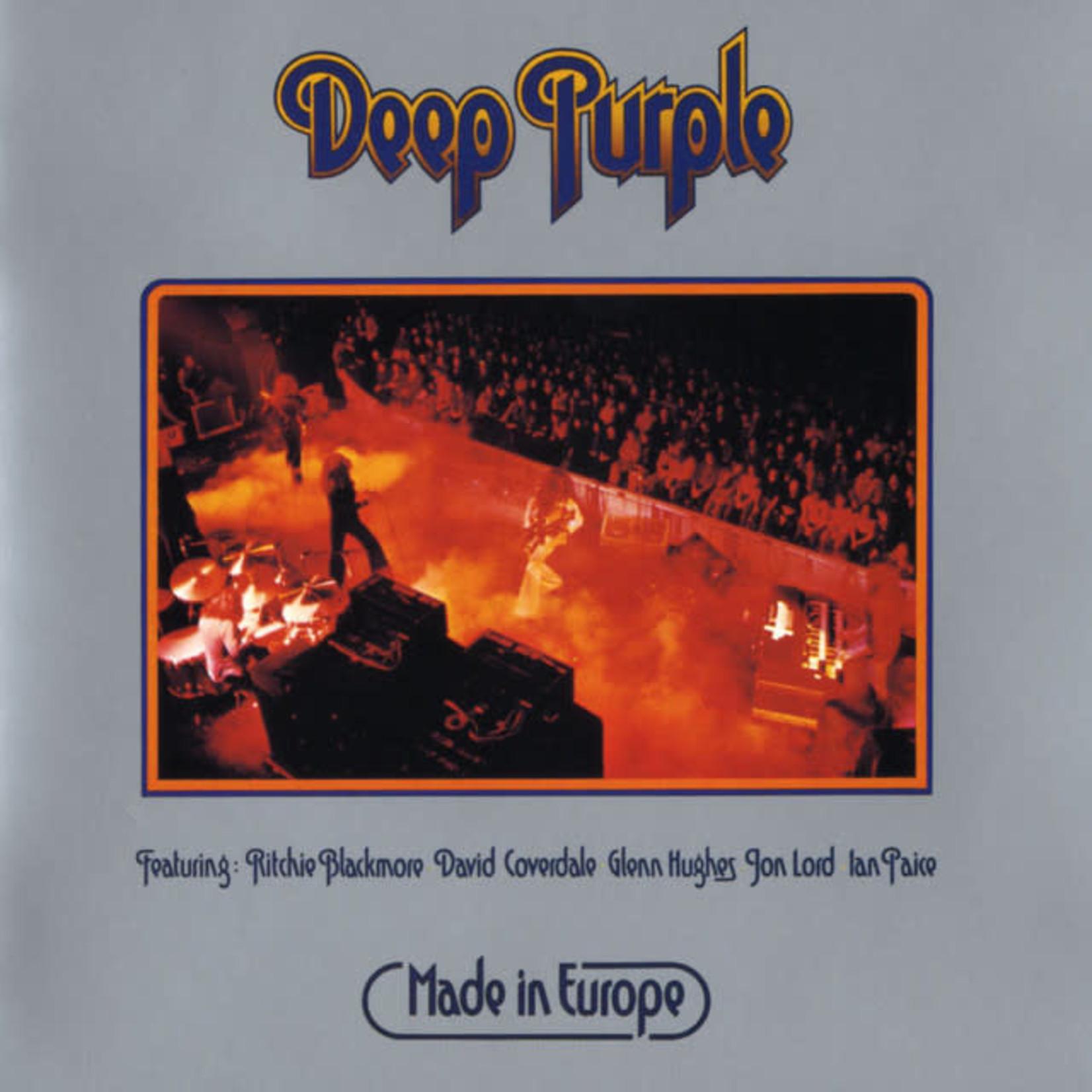 Vinyl Deep Purple - Made In Europe