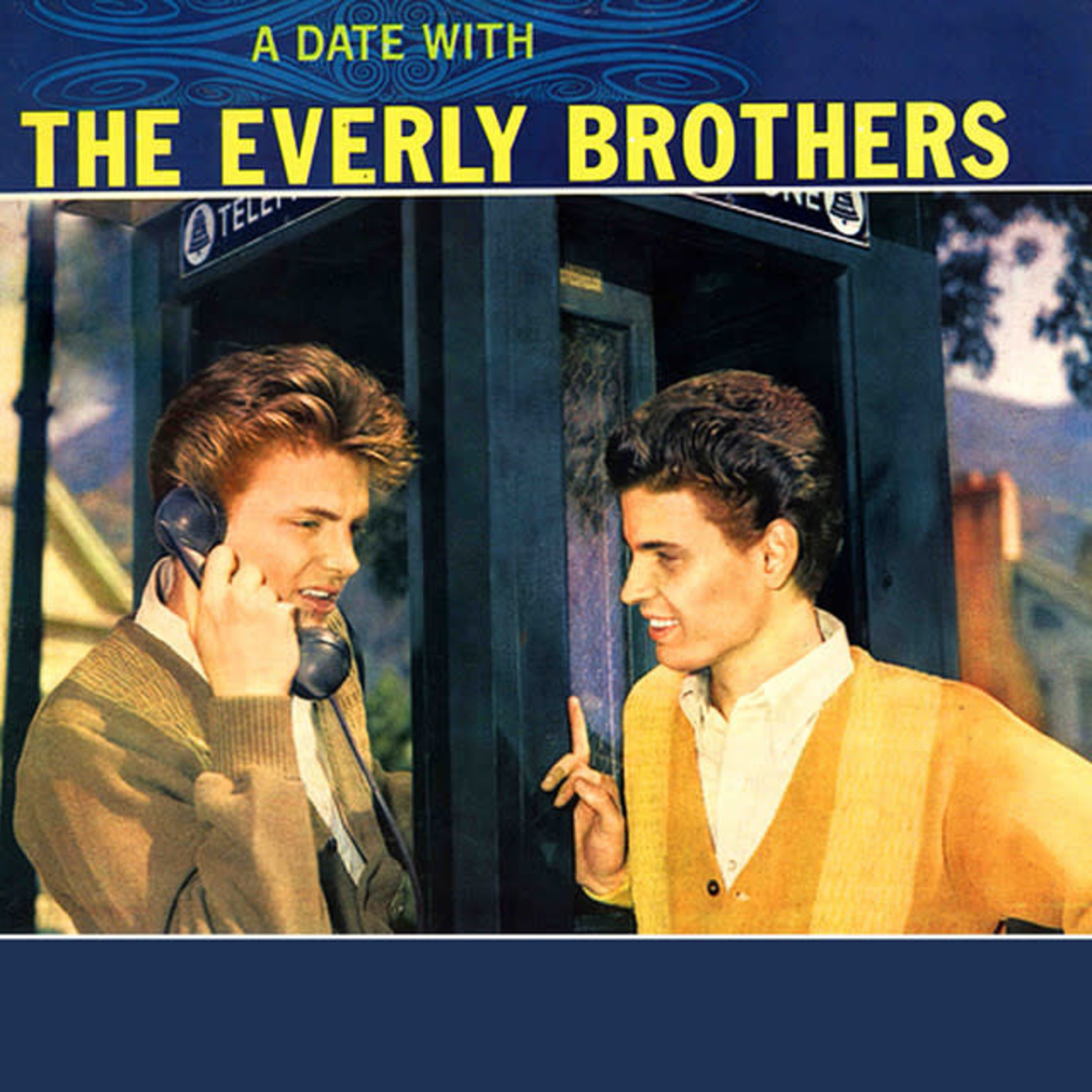 Vinyl Everly Brothers - A Date With