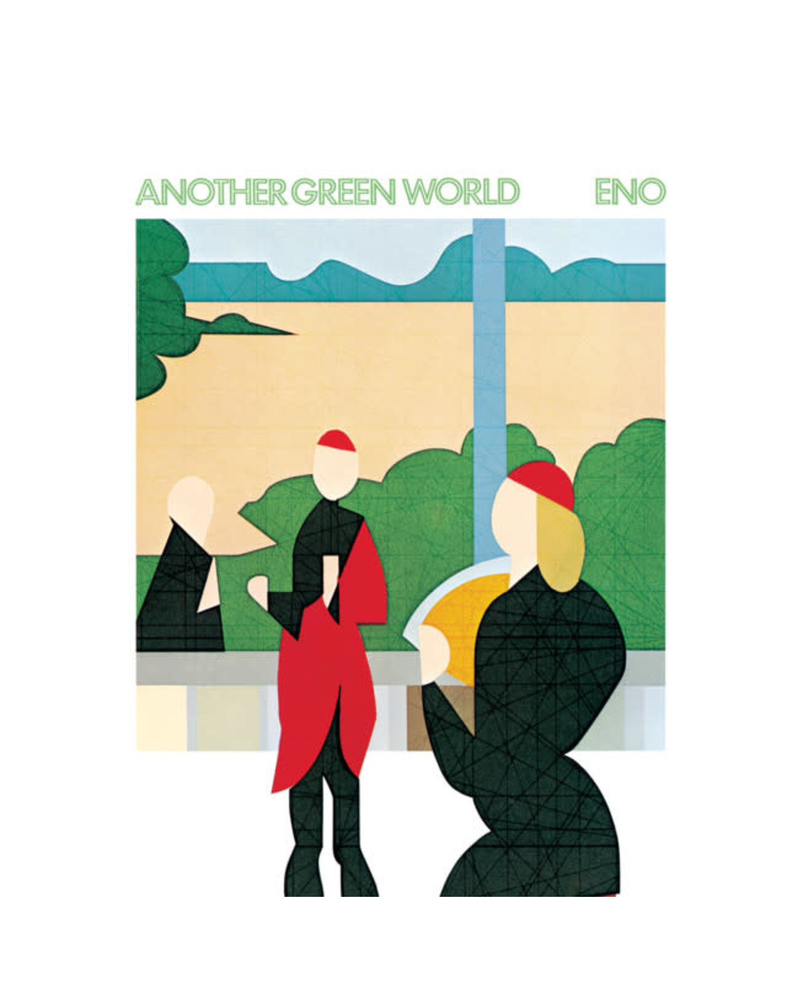 Vinyl Eno - Another Green World